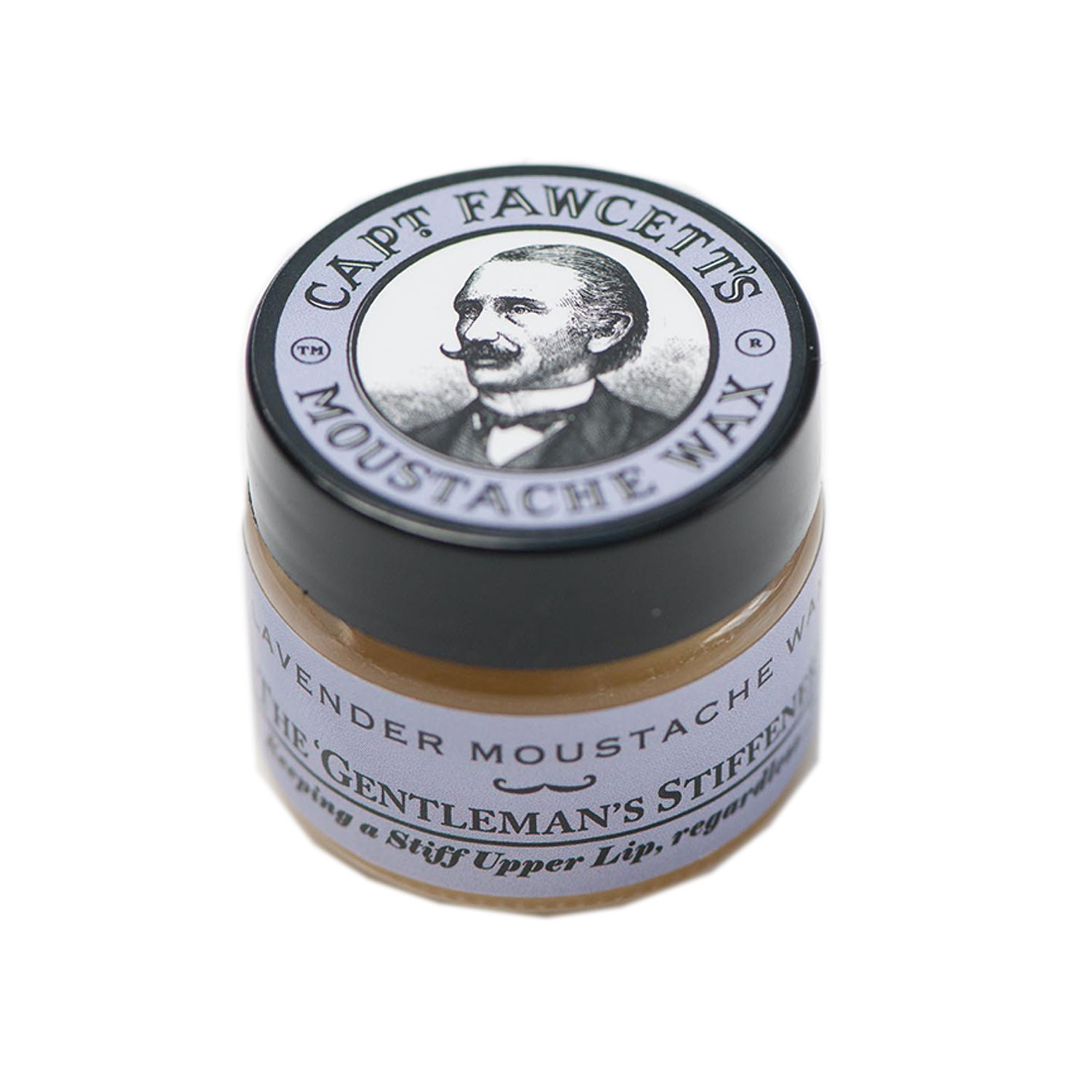 Capt. Fawcett Care - Lavender Moustache Wax