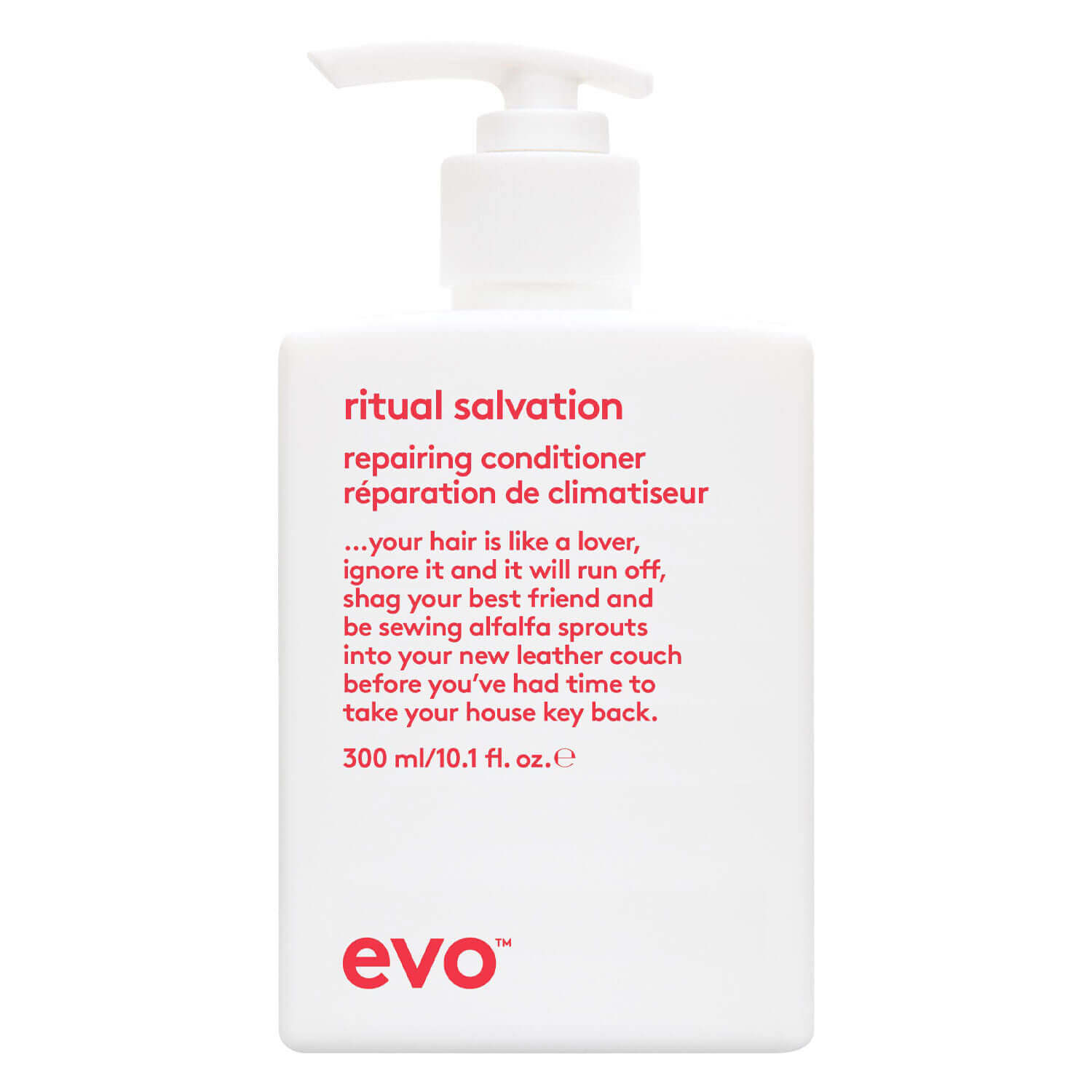 evo care - ritual salvation care conditioner