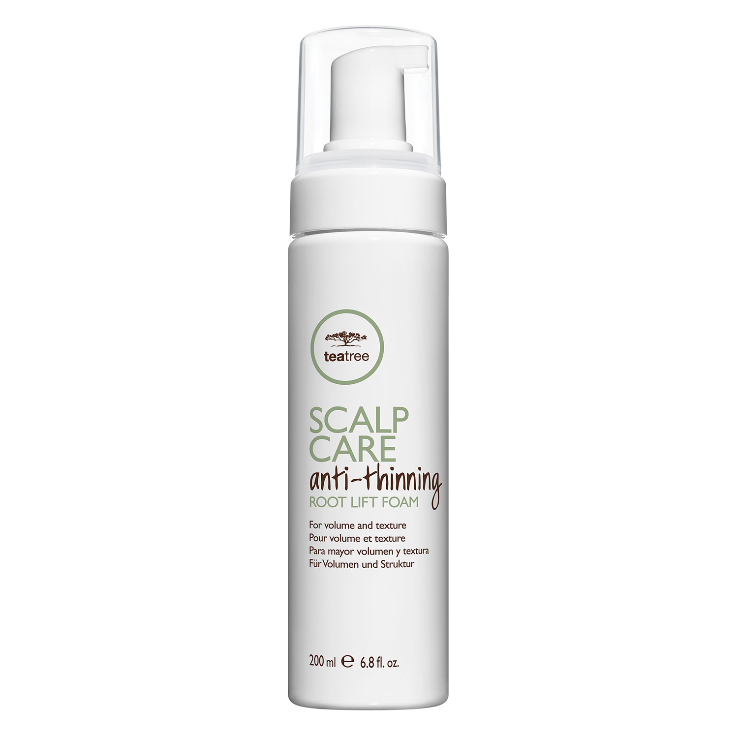 Tea Tree Scalp Care - Anti-Thinning Root Lift Foam