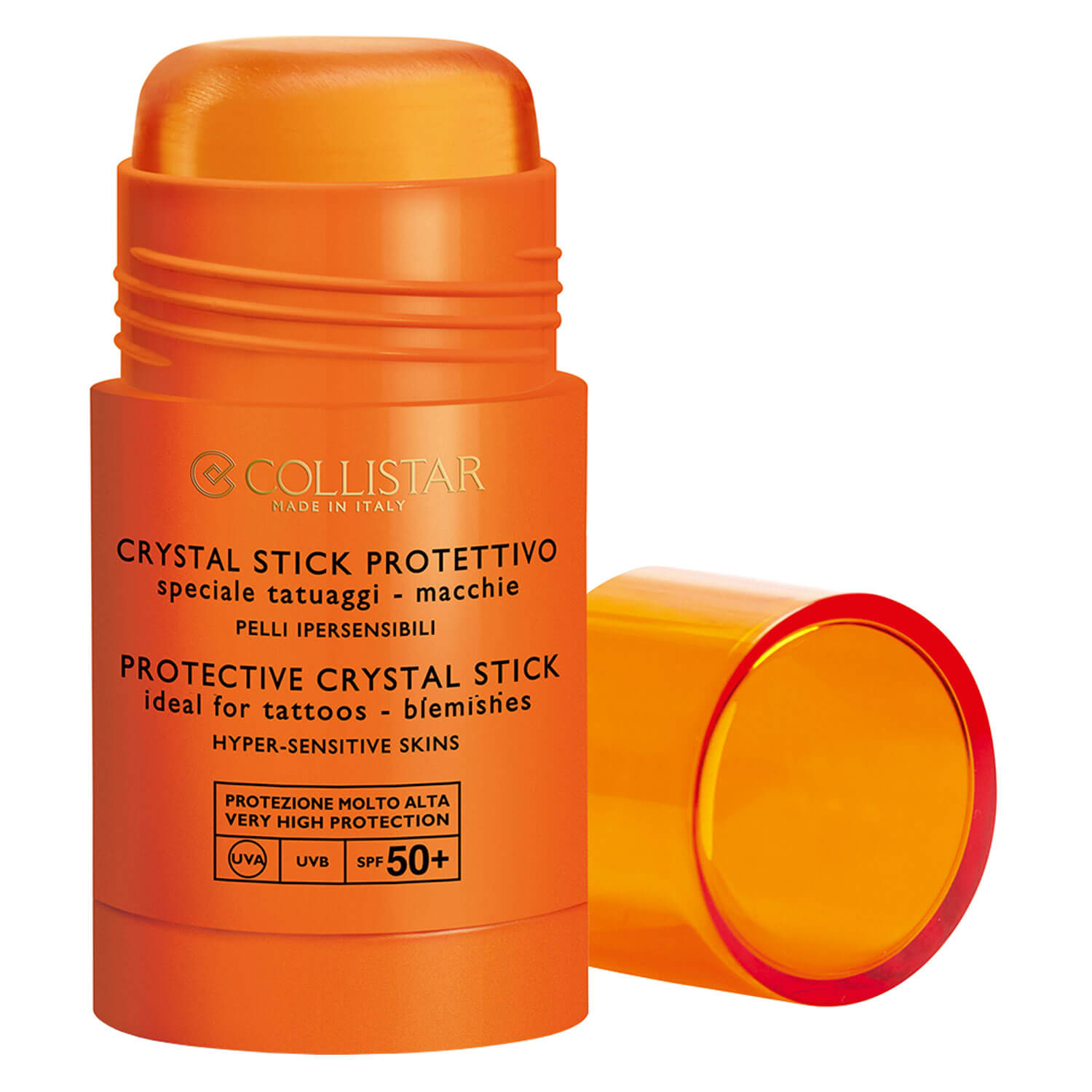 CS Sun - Protective Crystal Stick Ideal For Tattoos SPF50+