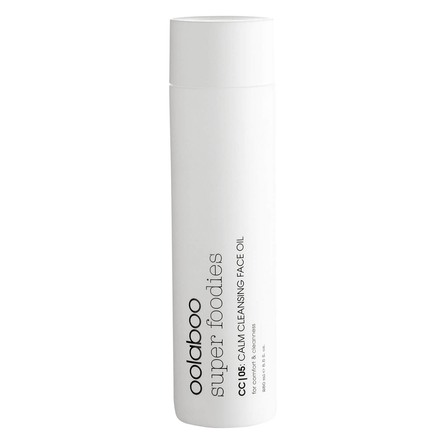 super foodies - calm cleansing face oil