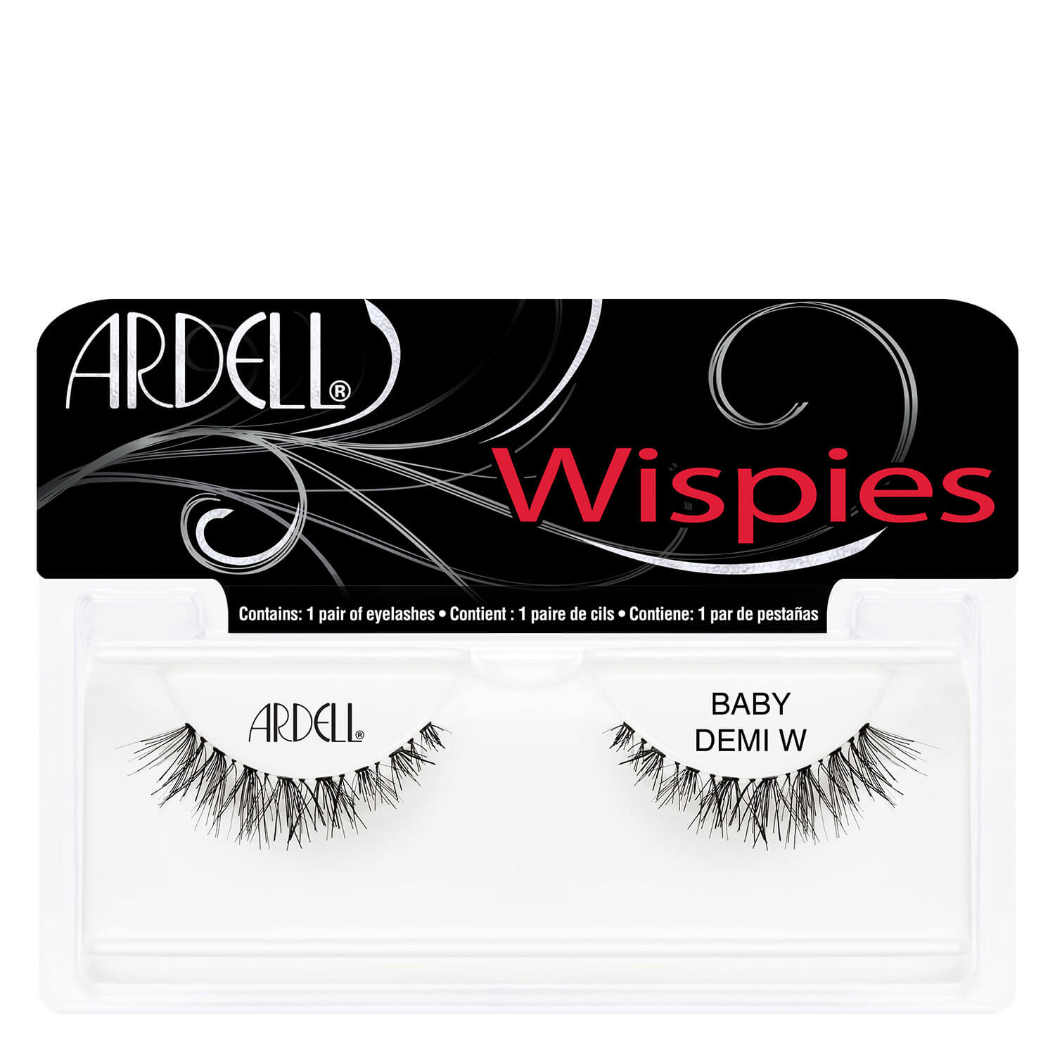 Ardell False Lashes - Wispies Baby Demi Wispies