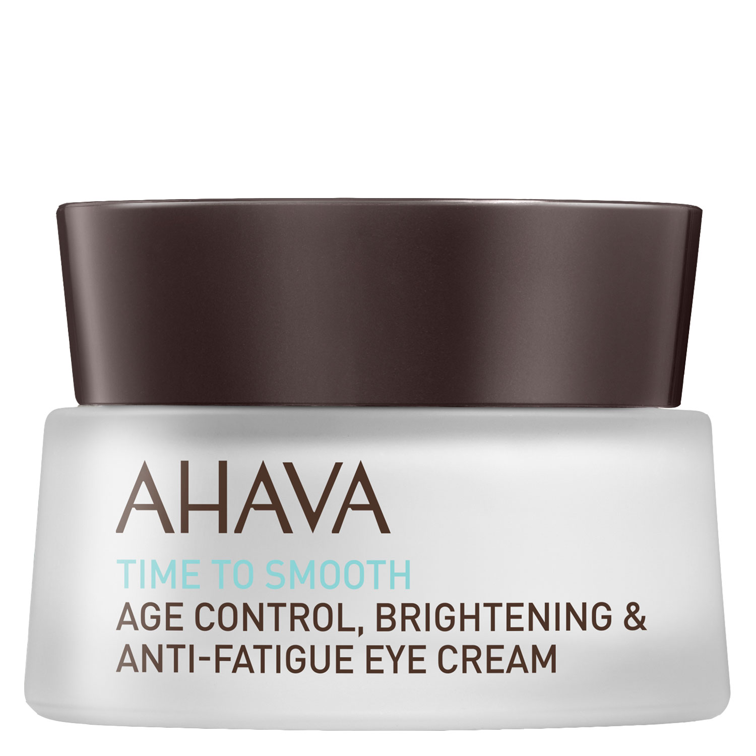 Time To Smooth - Age Control Brightening & Anti-fatigue Eye Cream