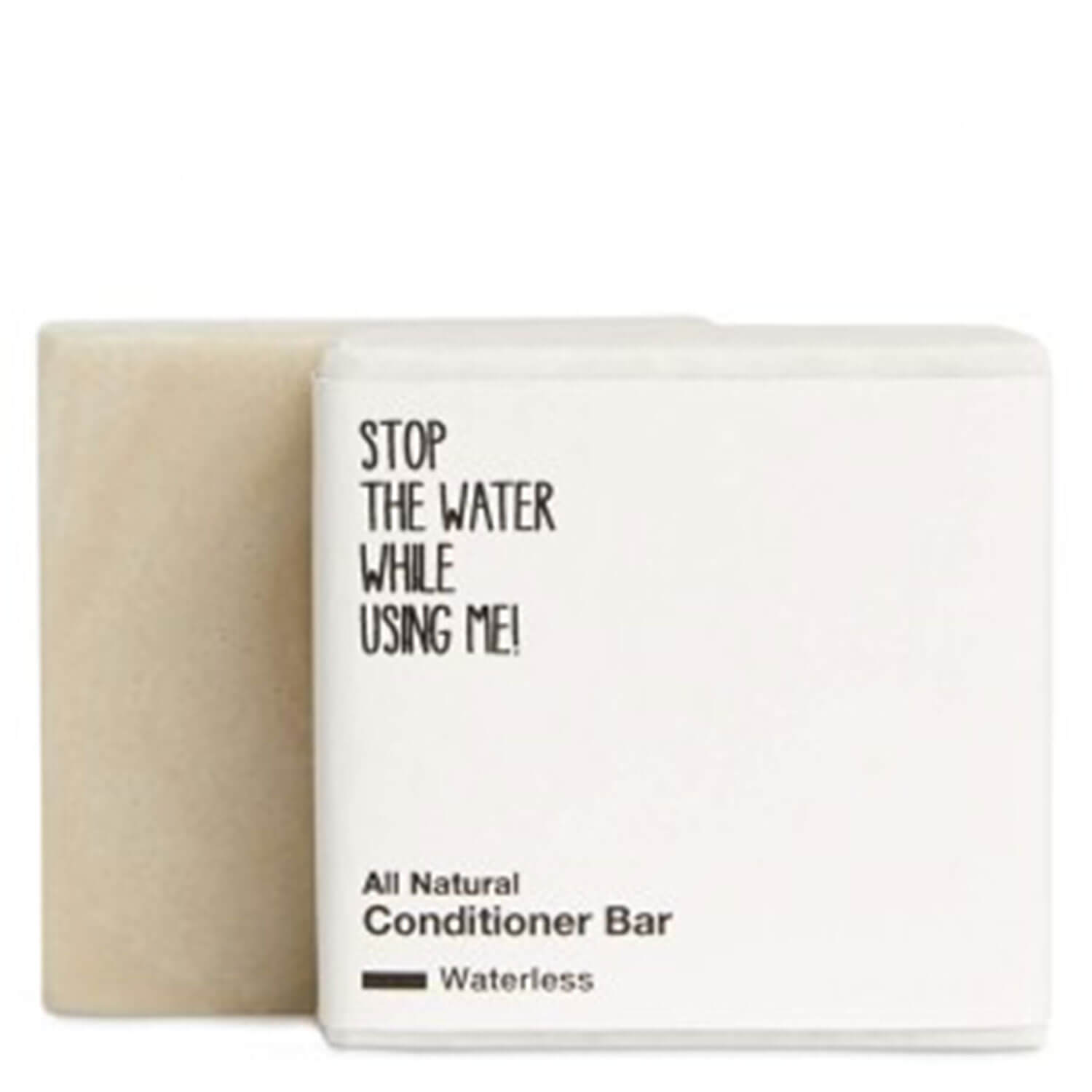 All Natural Hair - Waterless Conditioner Bar