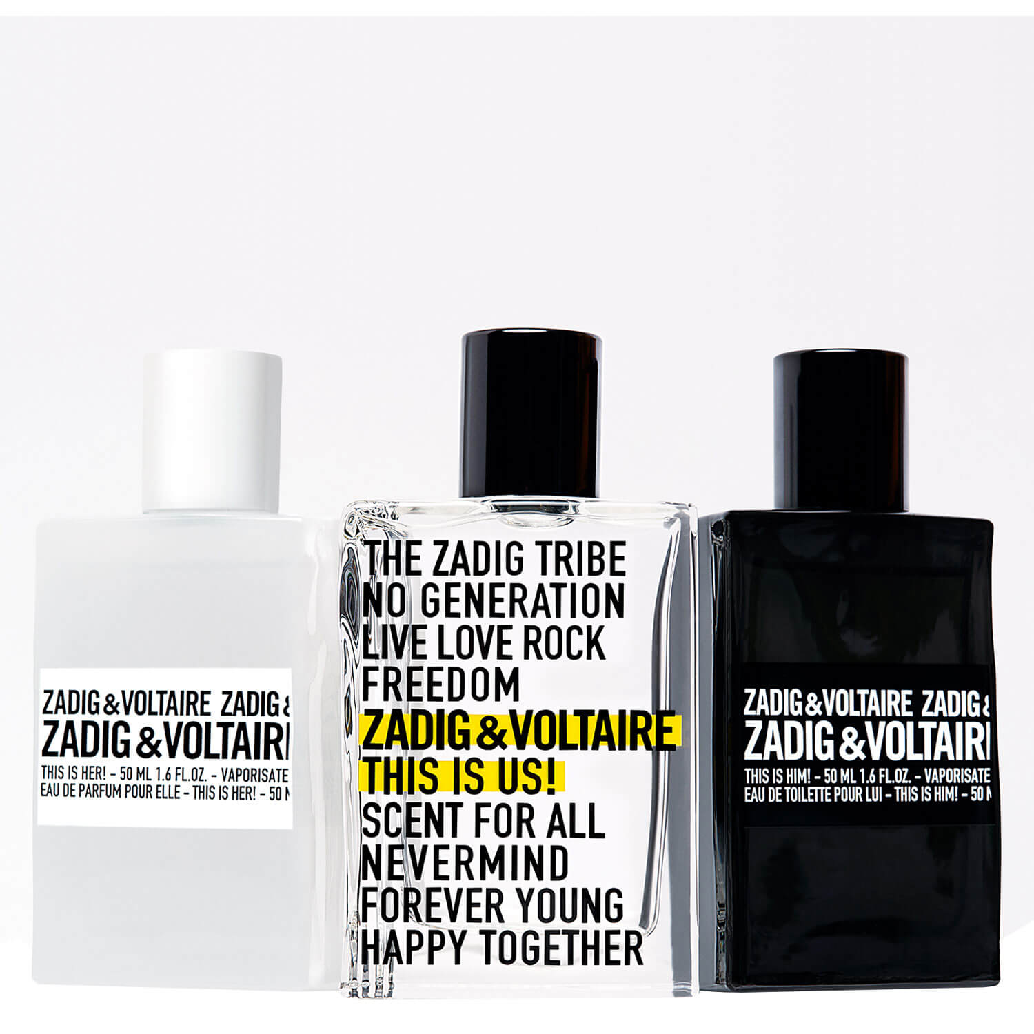 This is Us! - Eau de Toilette