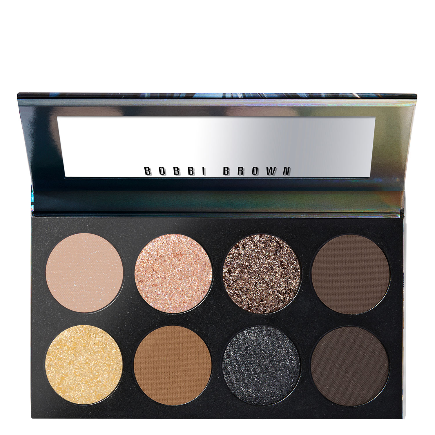 BB Luxe Capsule Collection - Smoke & Metals Eye Shadow Palette