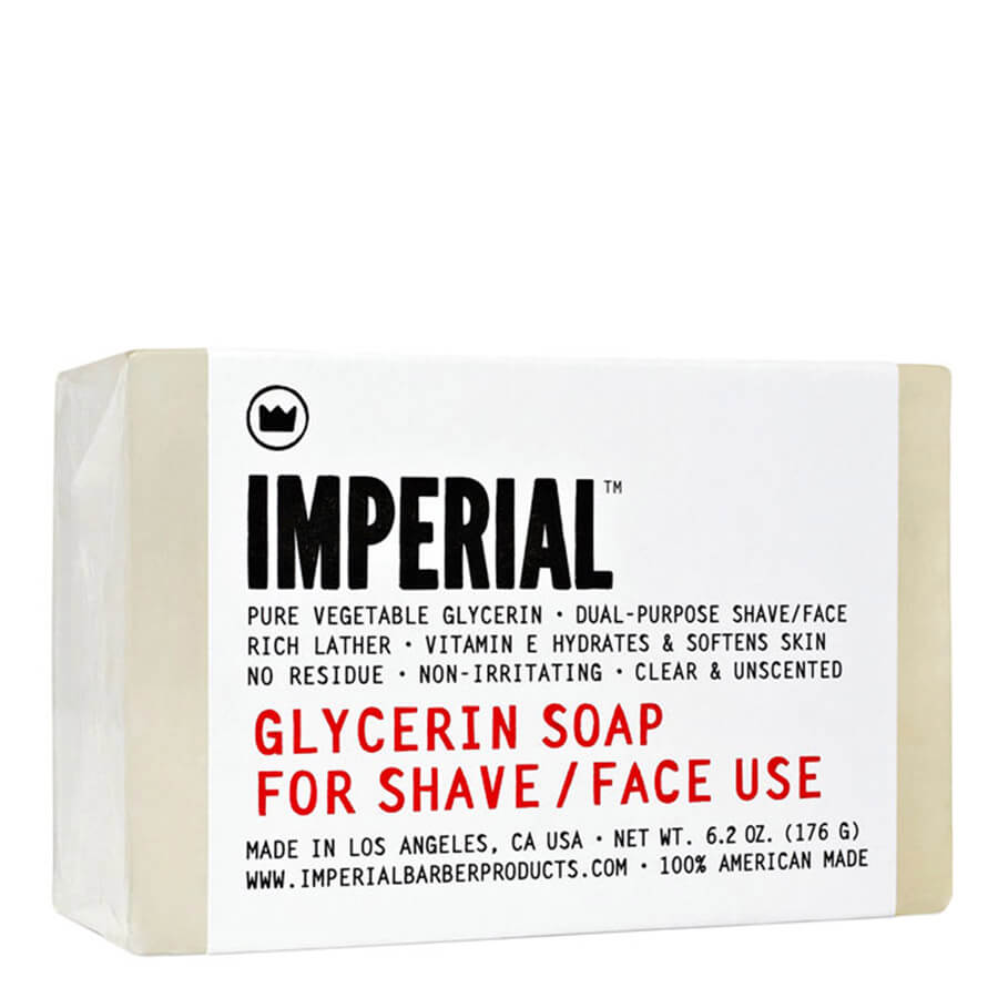 Imperial - Glycerin Soap For Shave / Face Use