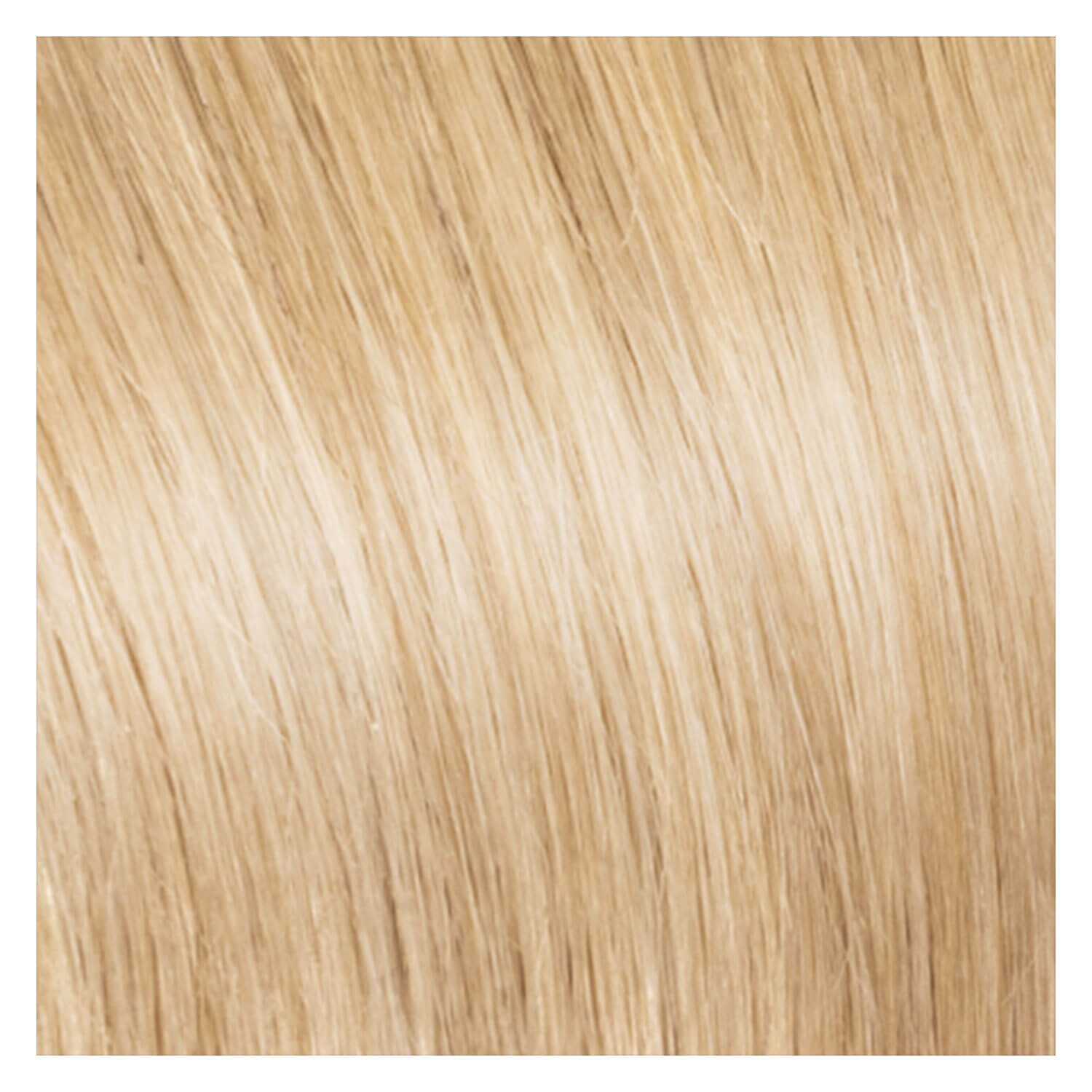 SHE Clip In-System Hair Extensions - DB2 Hellblond 50/55cm/6cm