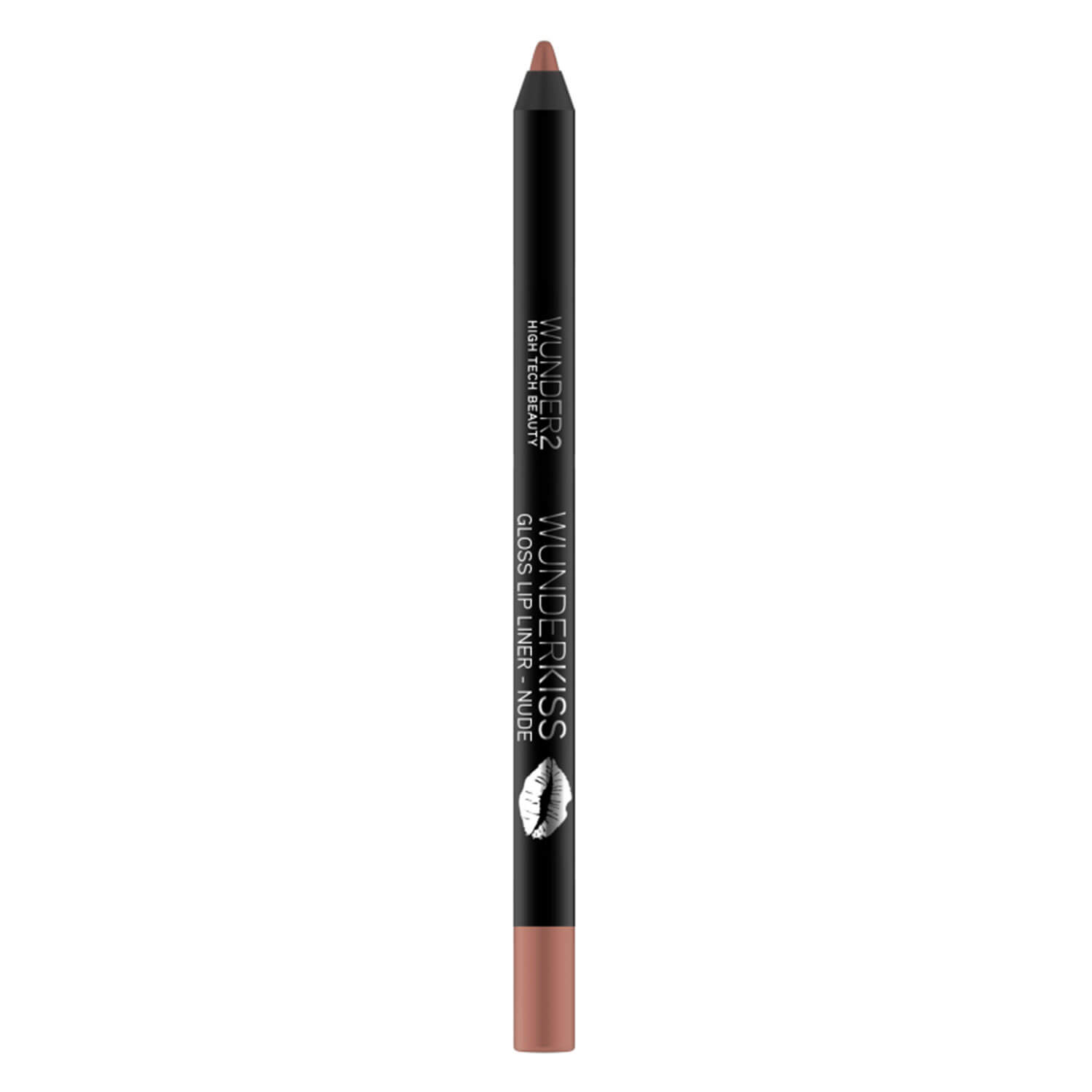 WUNDERKISS - Gloss Lip Liner Nude