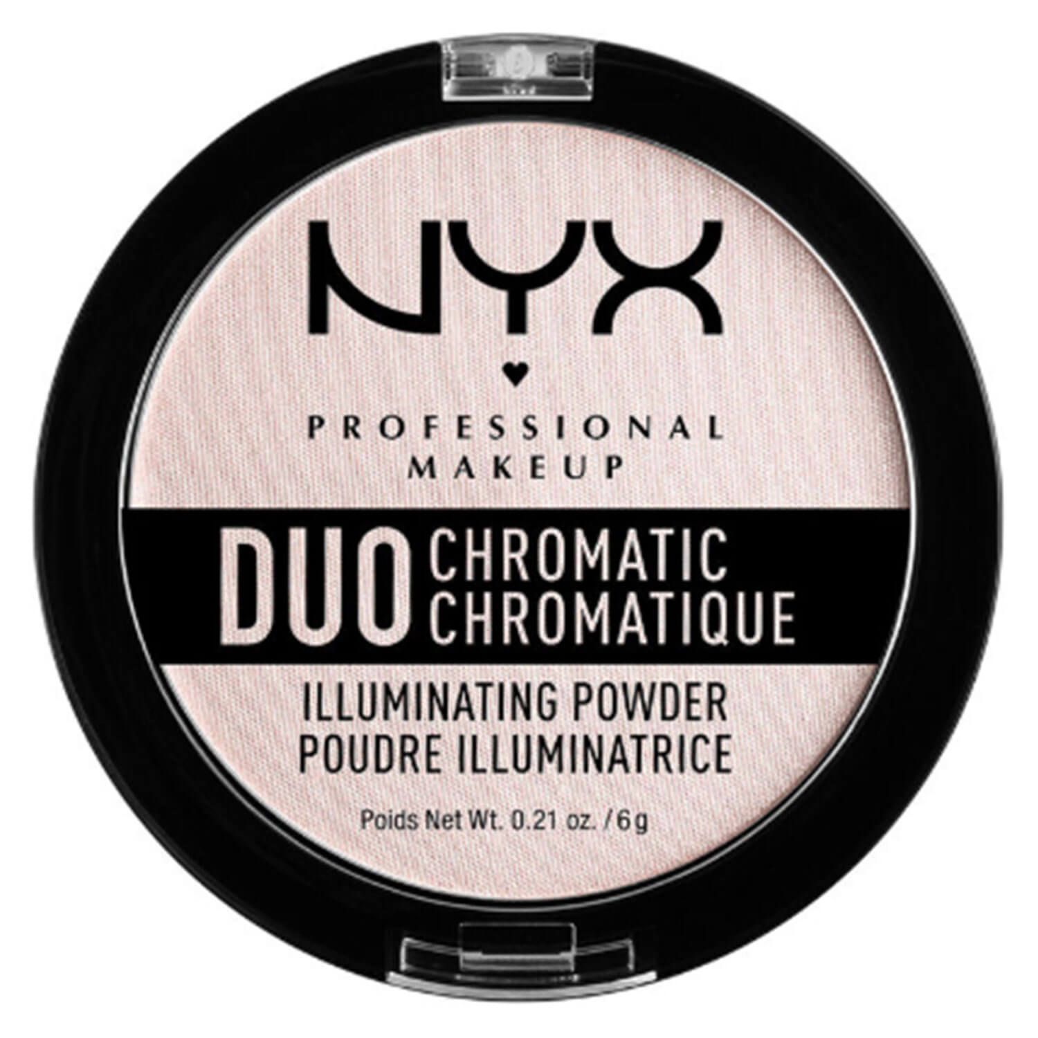 Duo Chromatic - Illuminating Powder Snow Rose