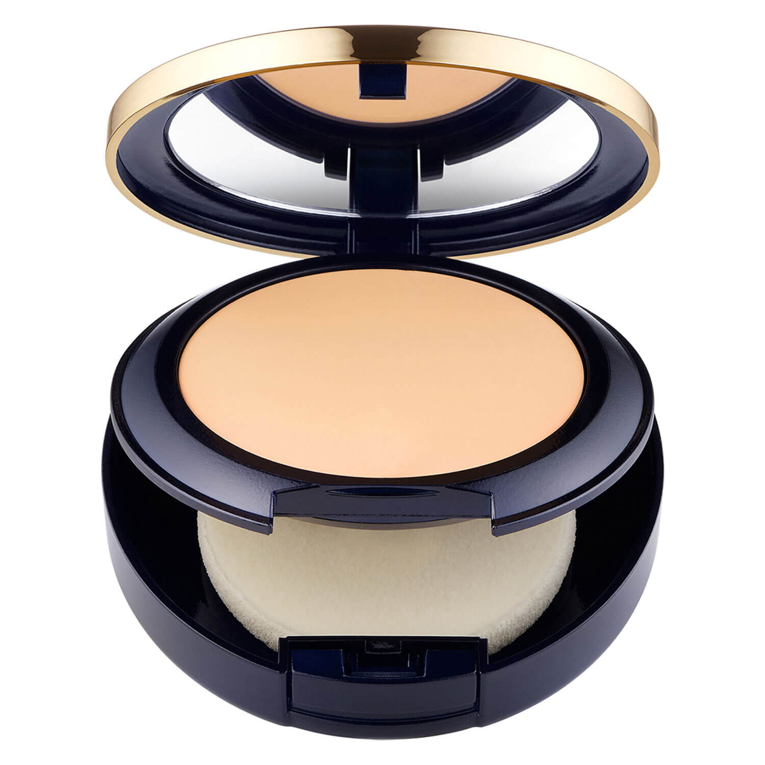 Double Wear - Stay-in Place Matte Powder Foundation Shell Beige 4N1