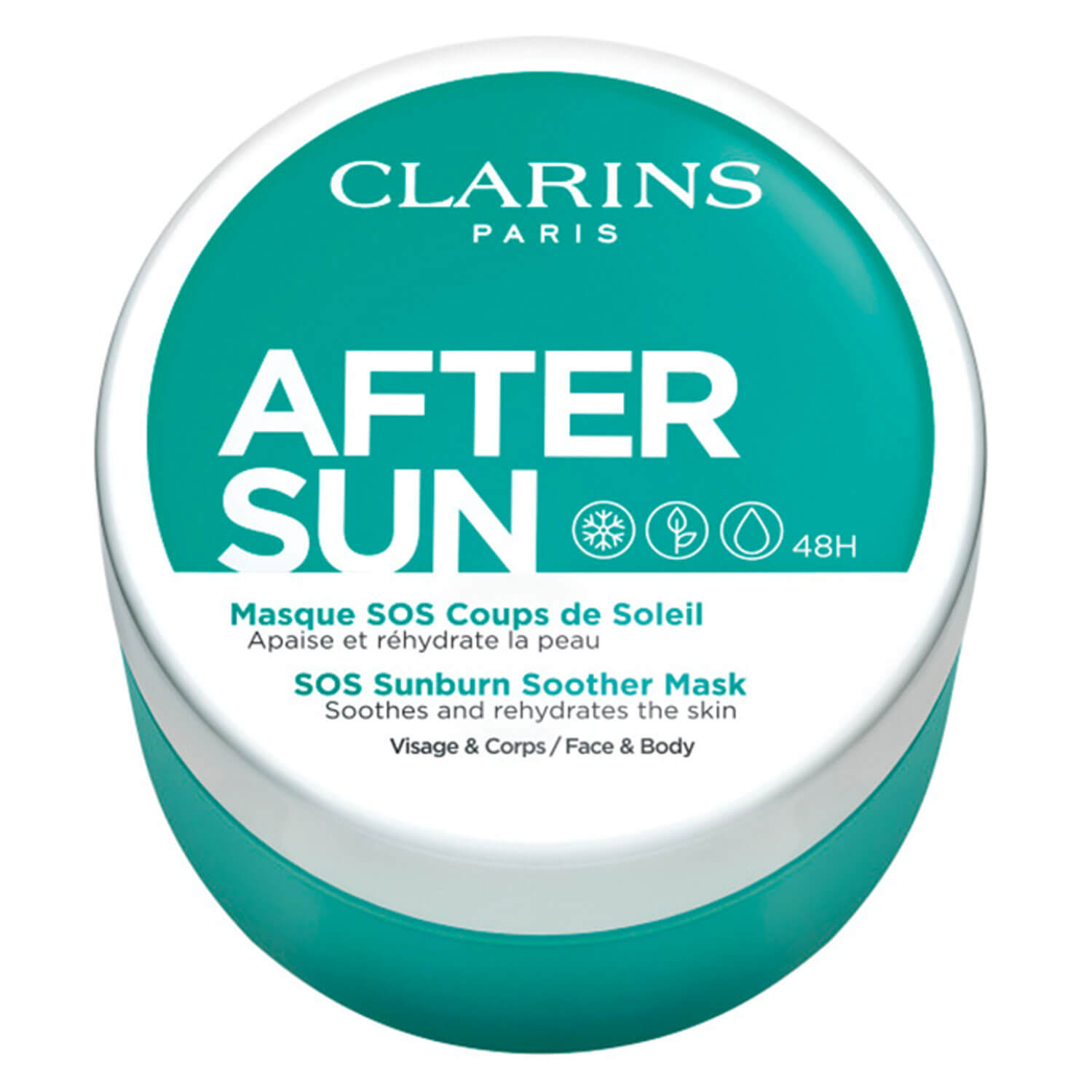 Clarins Sun - SOS Sunburn Soother Mask