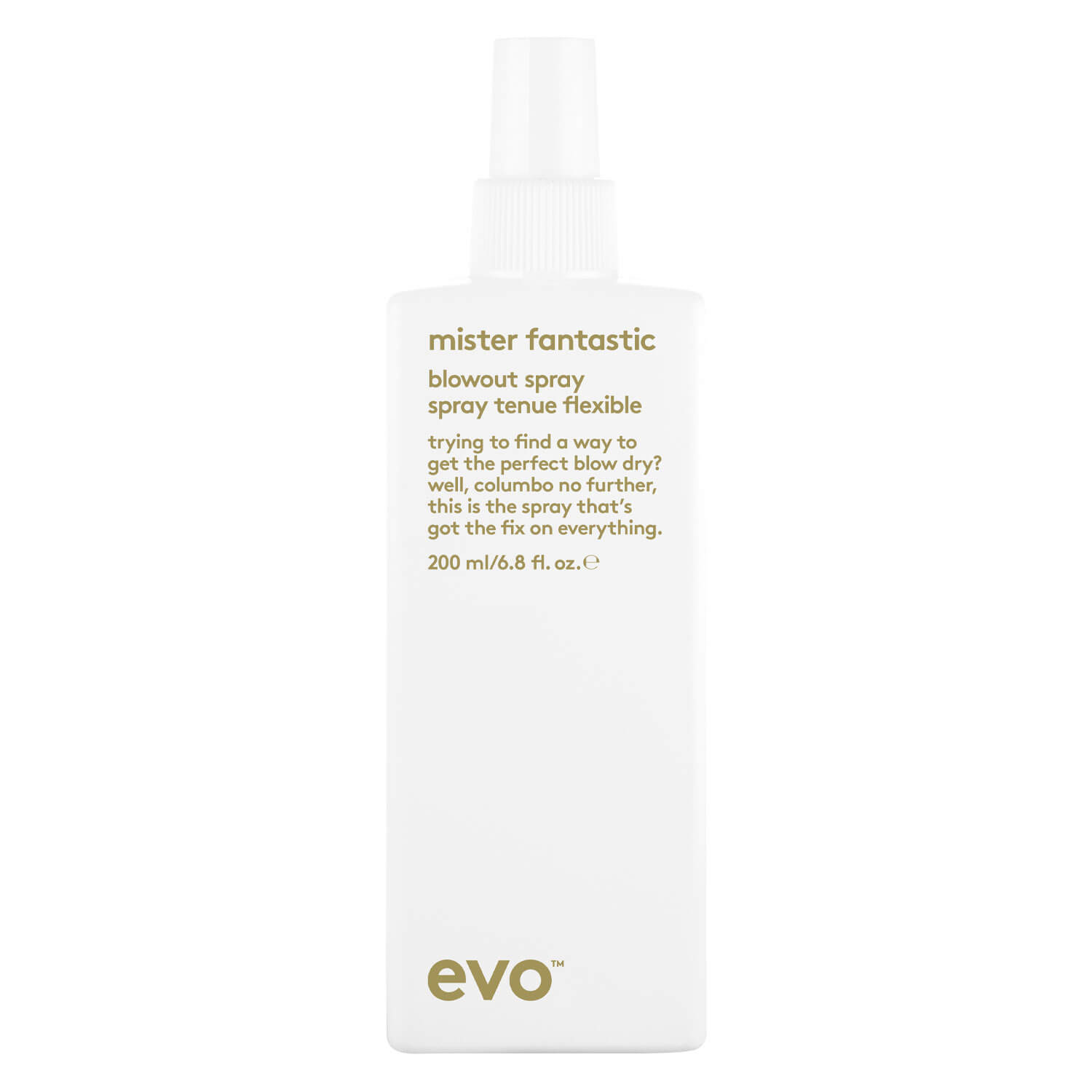 evo style - mister fantastic blowout spray