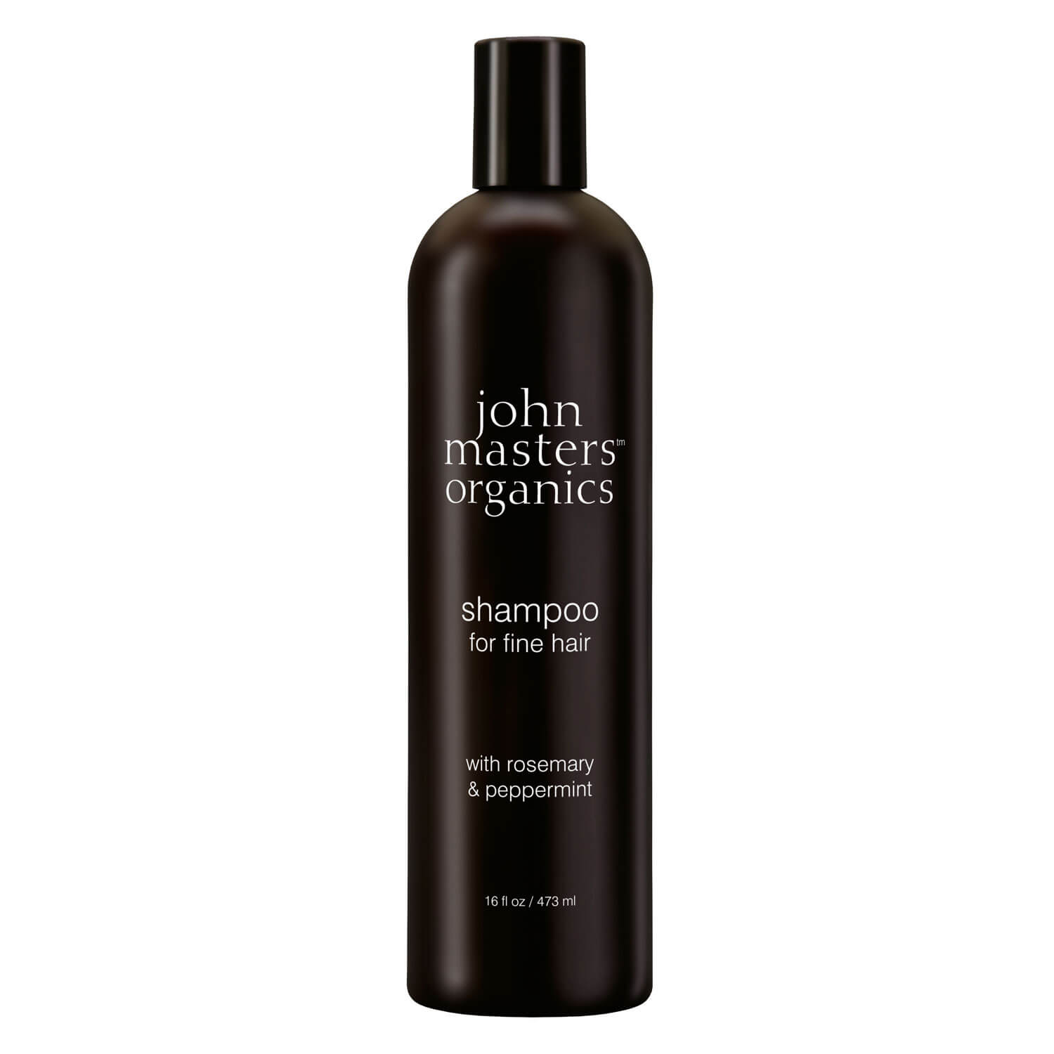 JMO Hair Care - Rosemary & Peppermint Shampoo