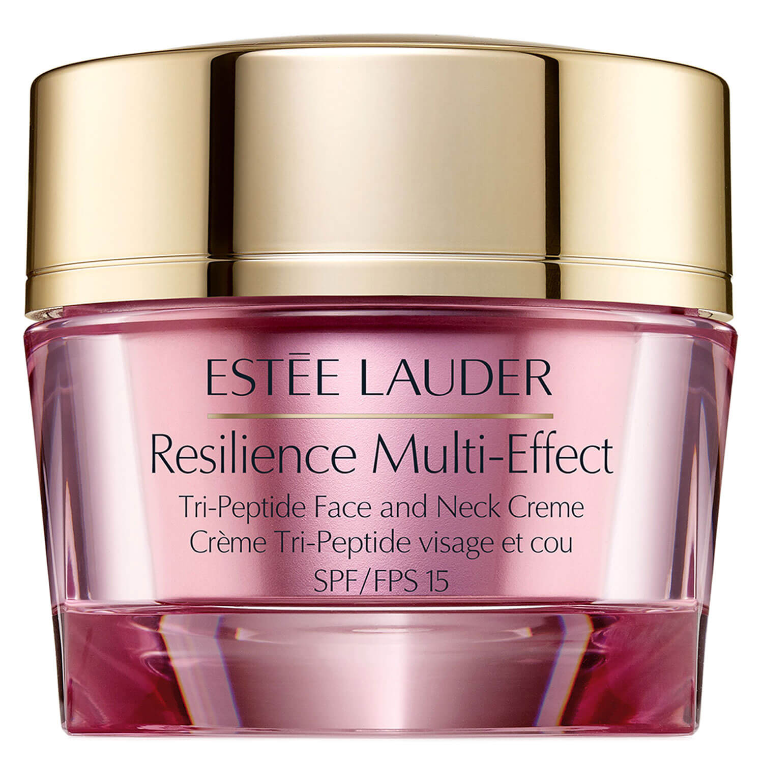 Resilience Multi-Effect - Tri-Peptide Face and Neck Creme Dry SPF15
