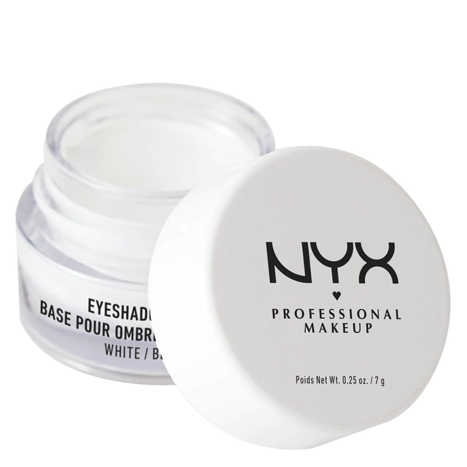 Eye Shadow Base - White