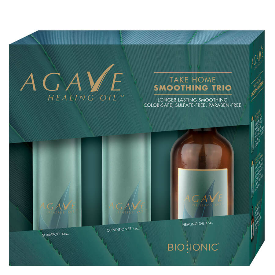 Agave - Smoothing Trio