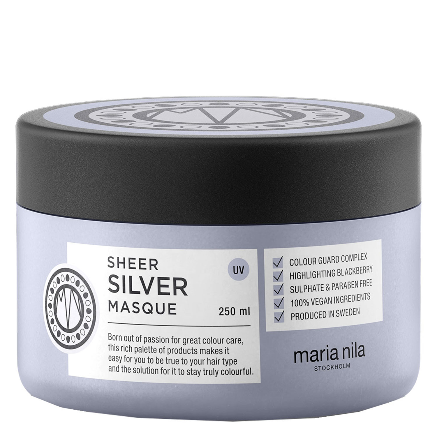 Care & Style - Sheer Silver Masque