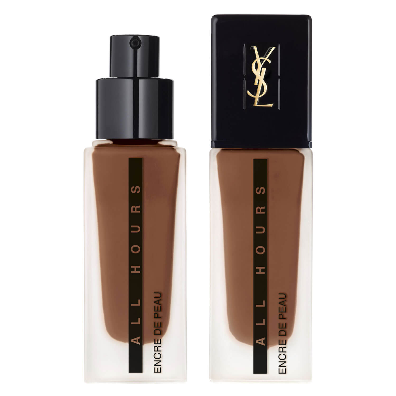 All Hours - Foundation Encre de Peau Cool Ebony BR90
