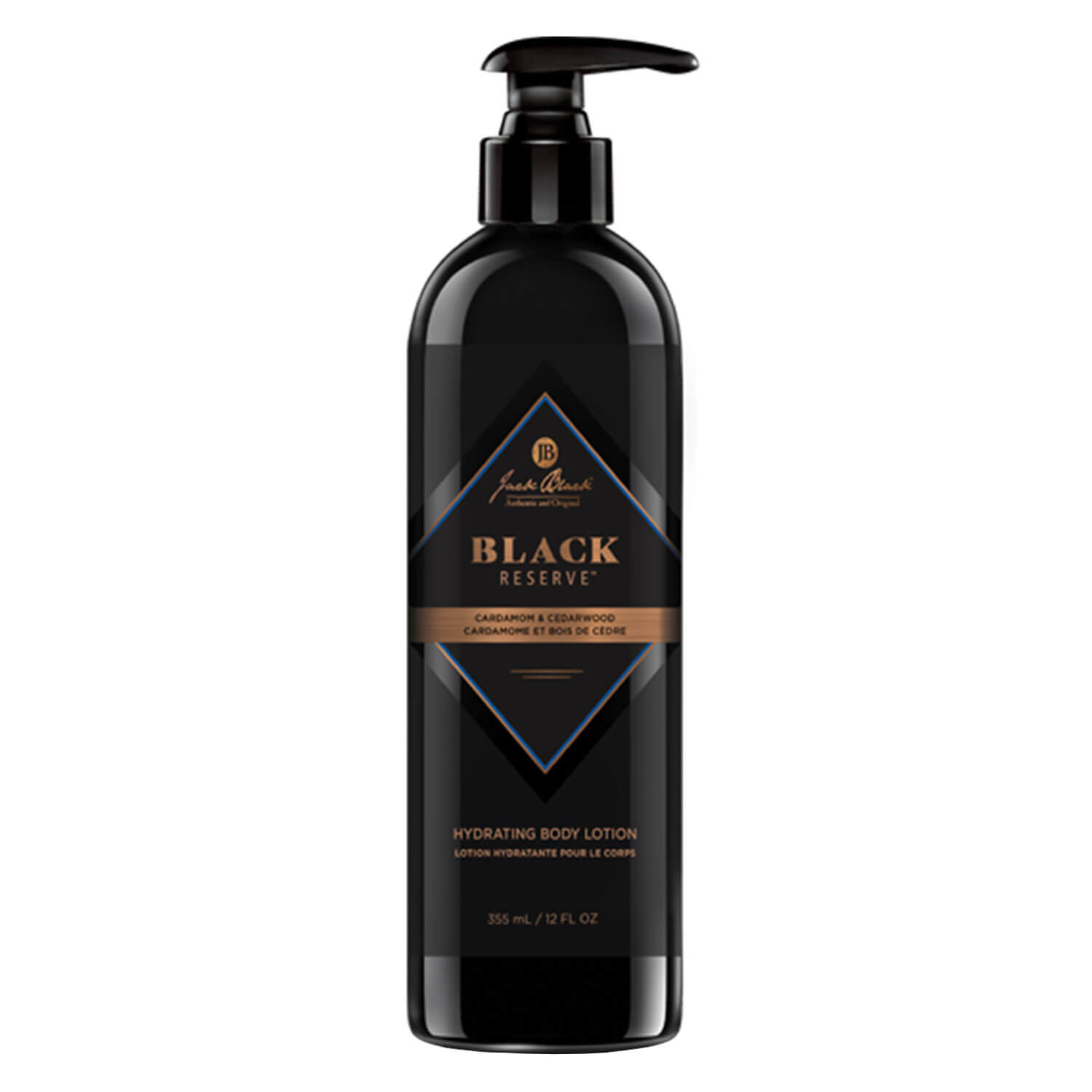 Black Reserve - Hydrating Body Lotion
