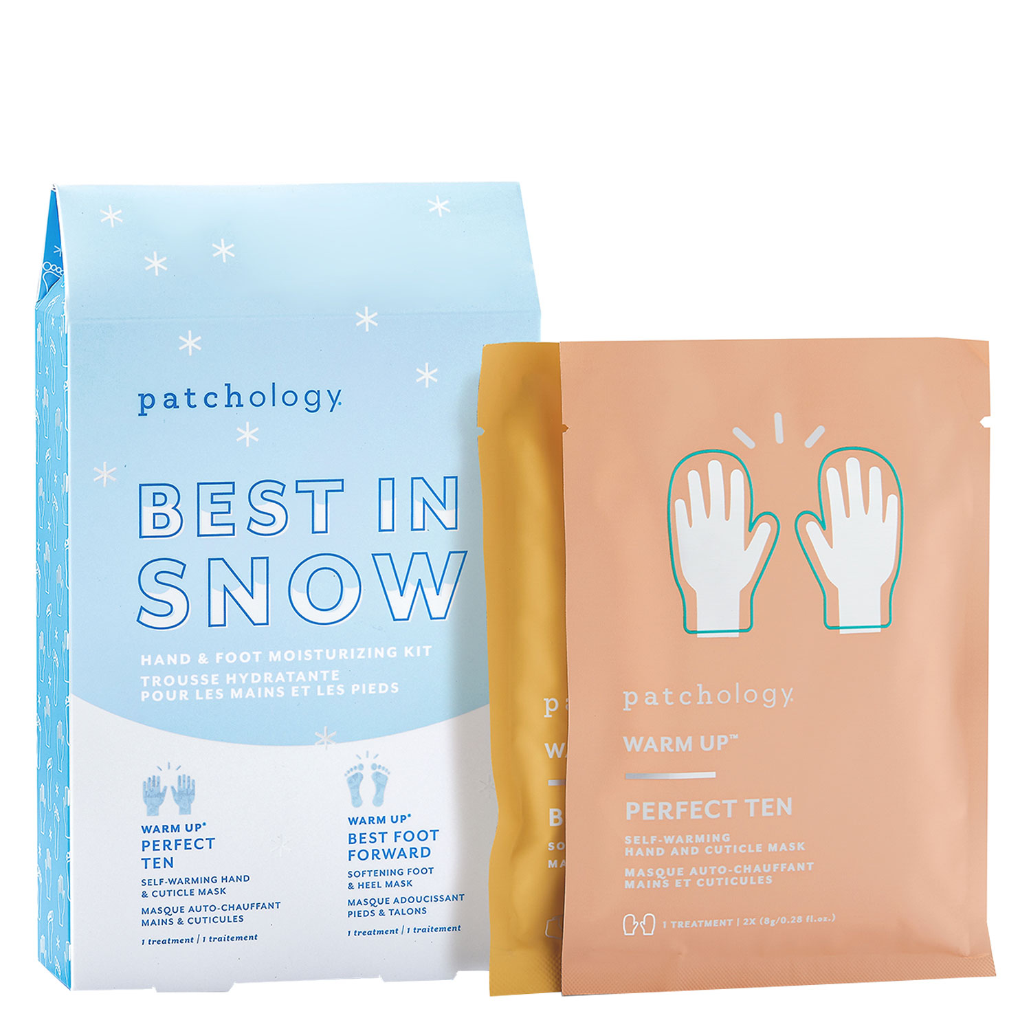 patchology Kits - Best in Snow Kit