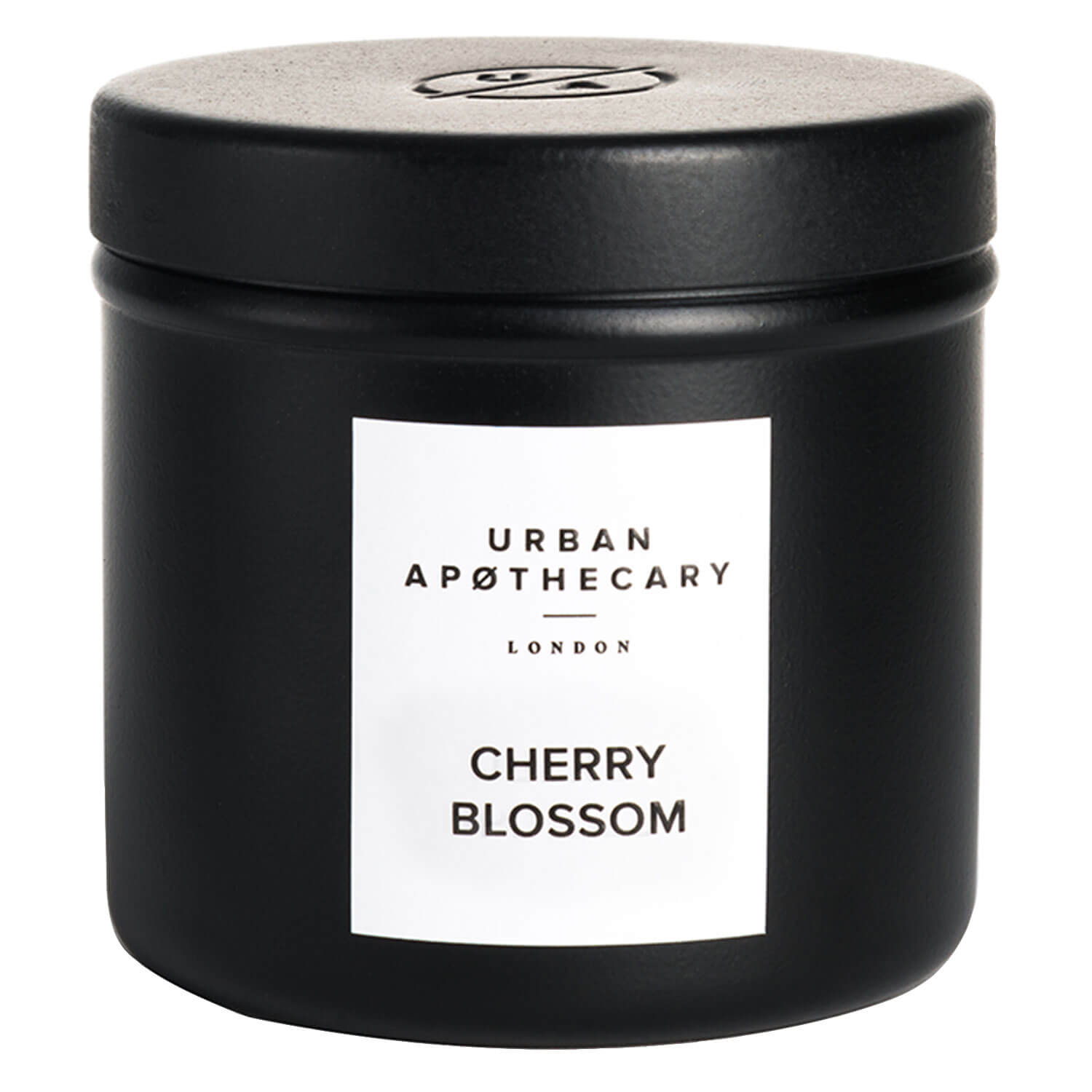 Urban Apothecary - Luxury Iron Travel Candle Cherry Blossom
