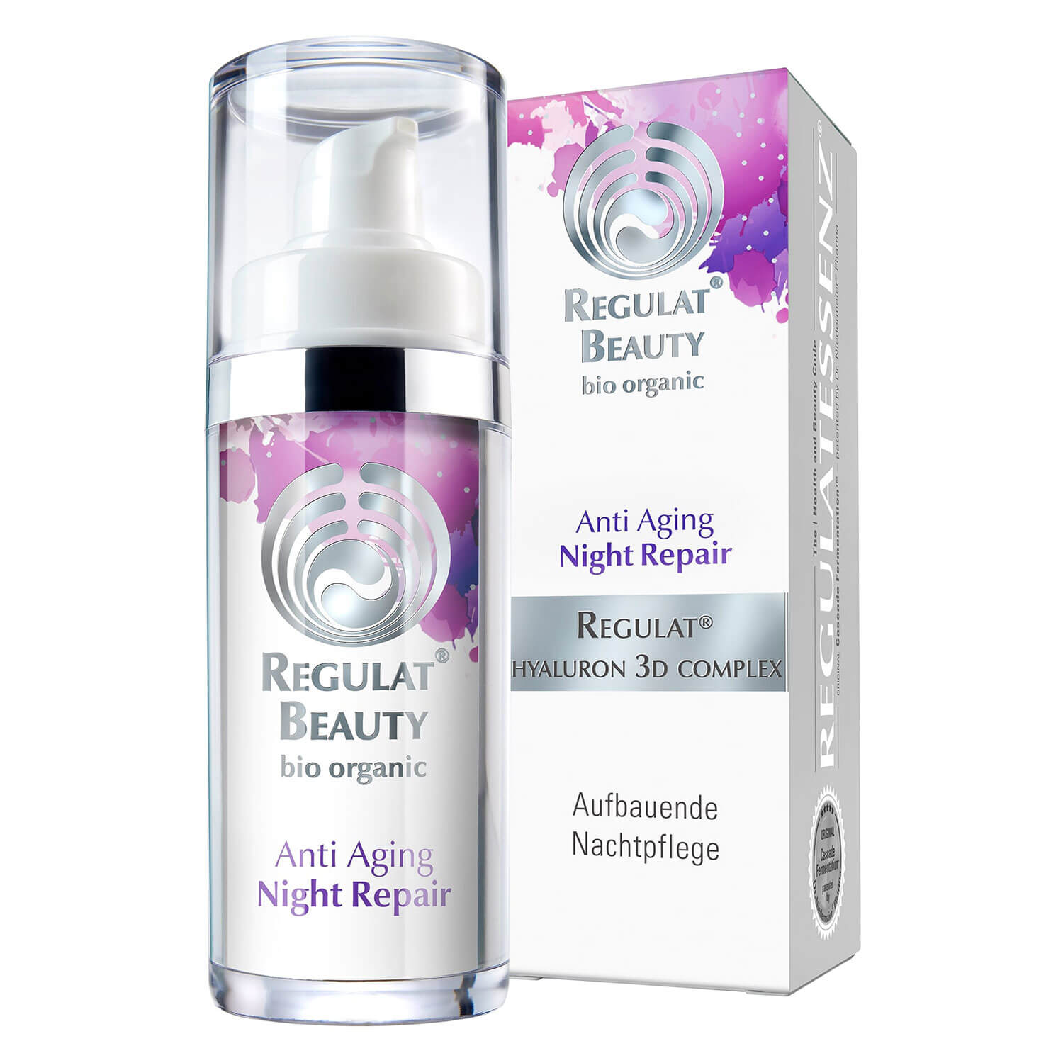 Regulat® Beauty - Anti Aging Night Repair
