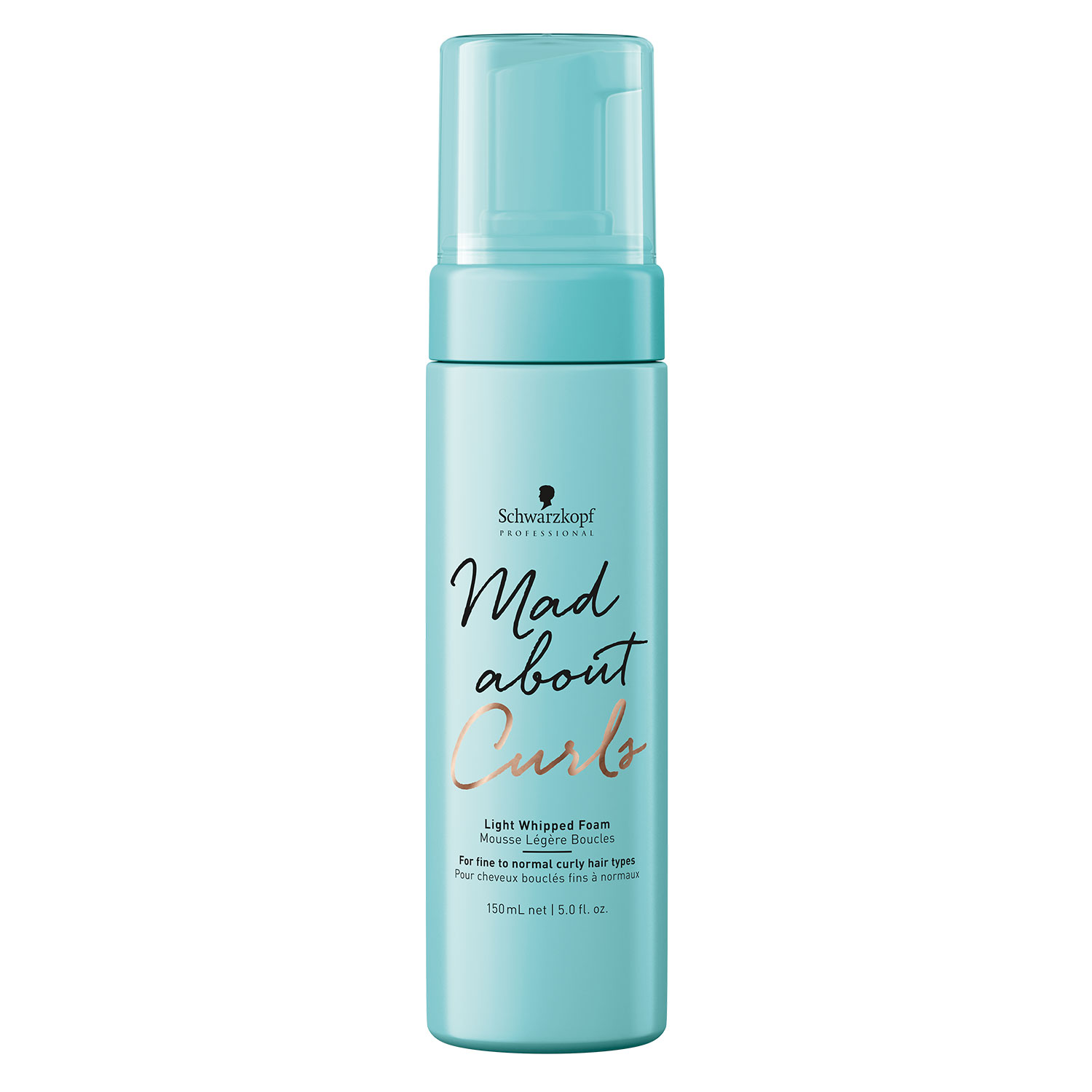 Mad About Curls - Light Whipped Foam