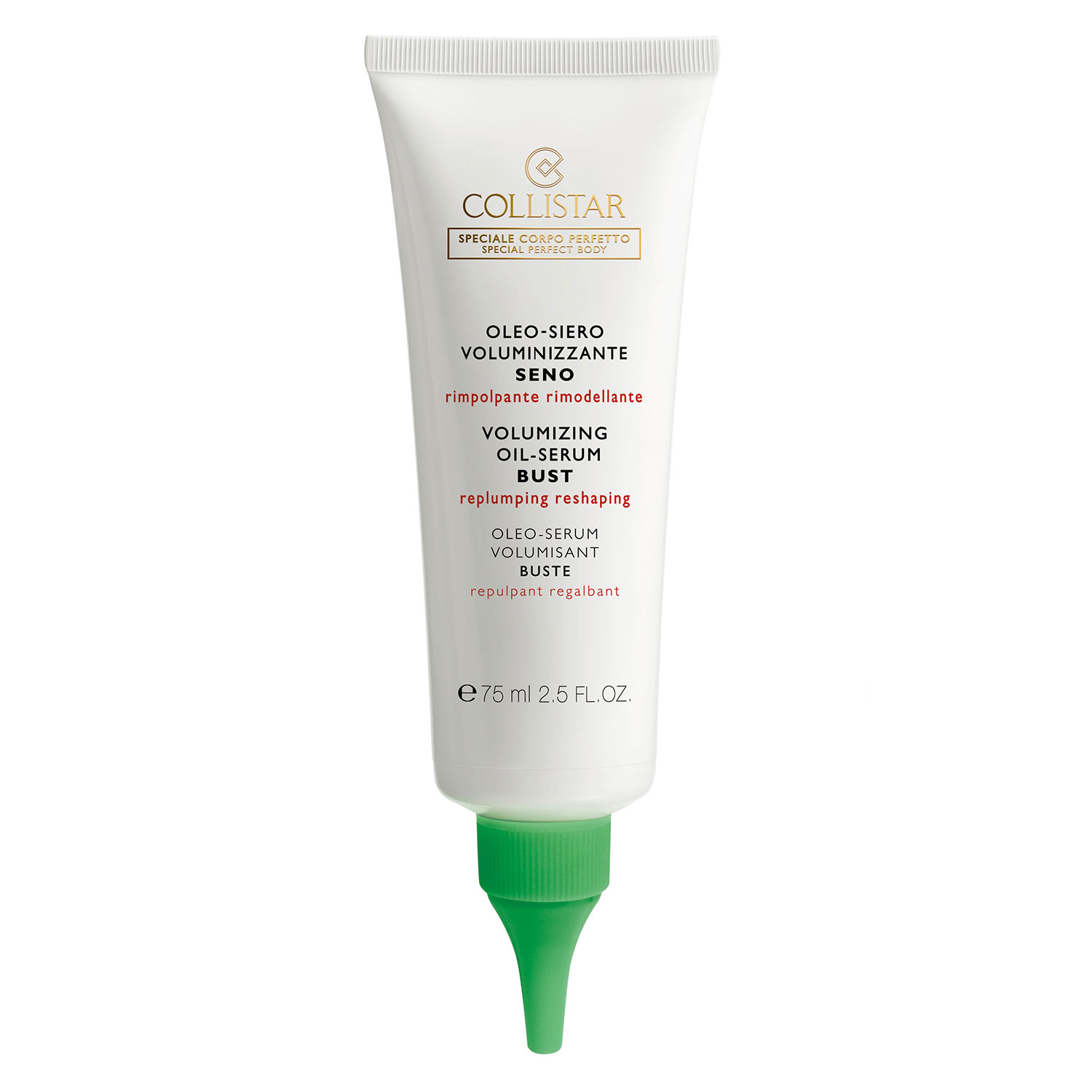 CS Body - Voluminizing Oil-Serum Bust