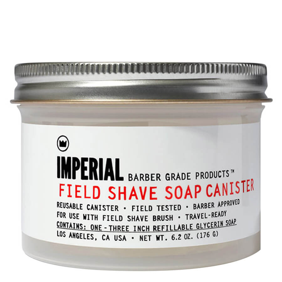 Imperial - Field Shave Soap Canister