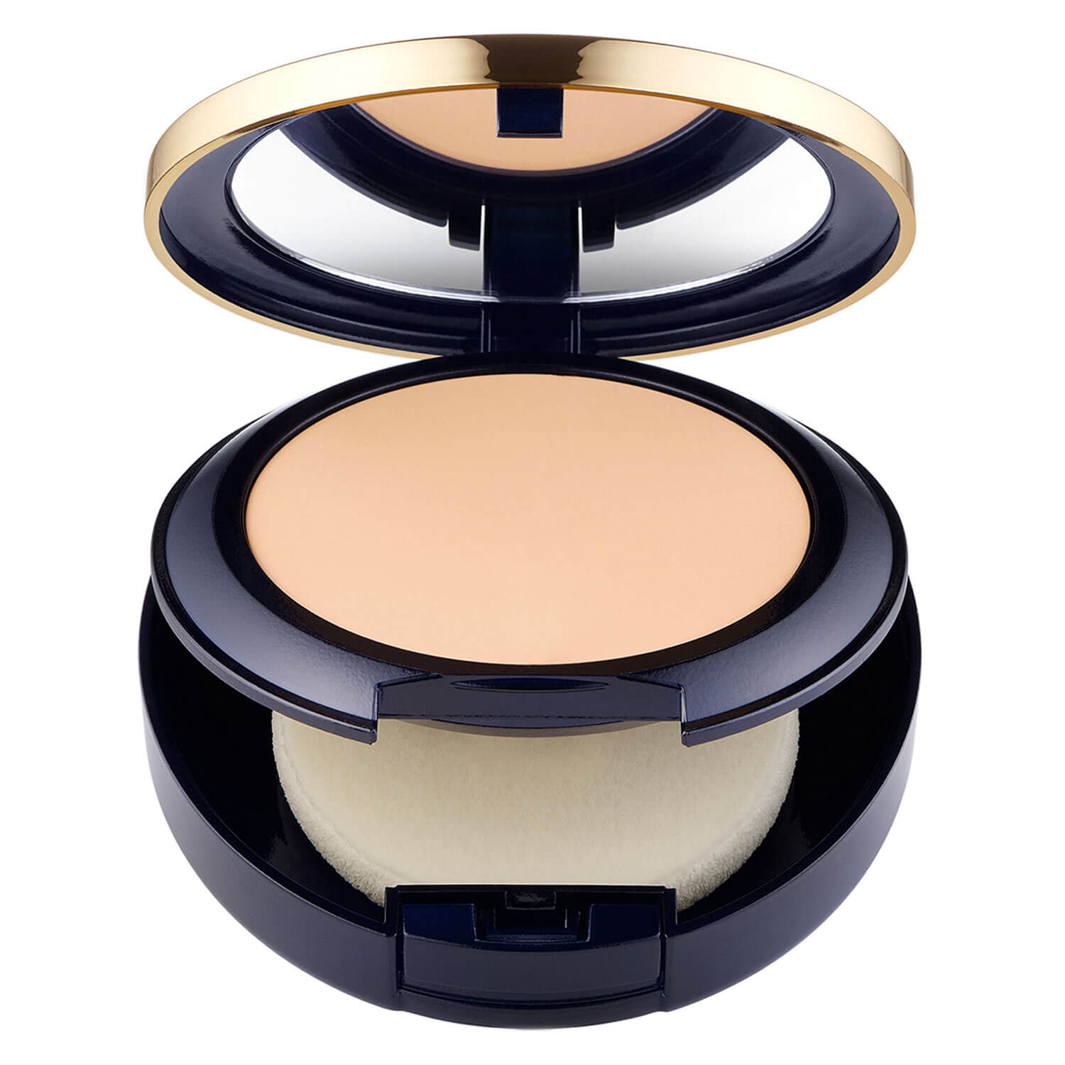 Double Wear - Stay-in Place Matte Powder Foundation Pebble 3C2