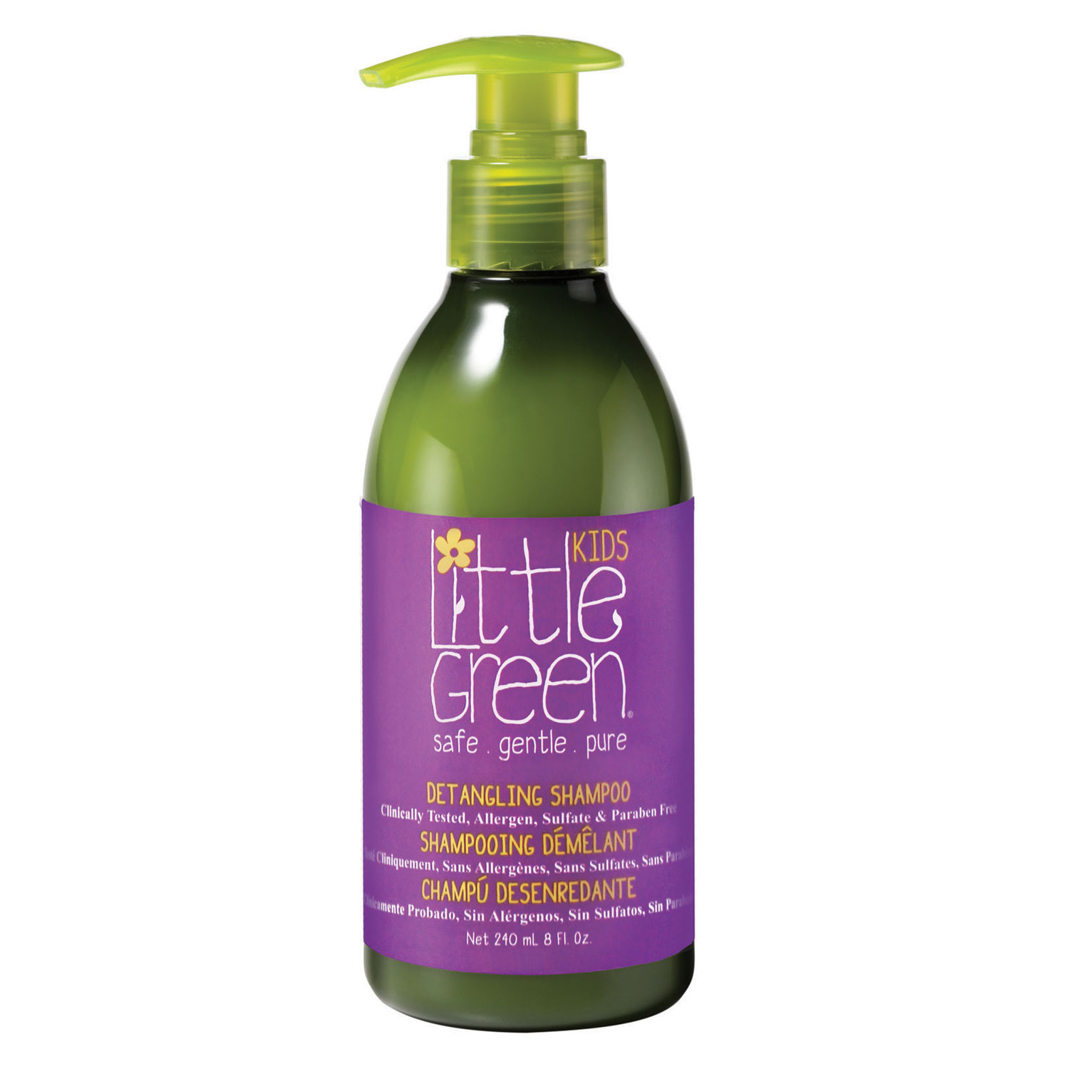 Little Green Kids - Detangling Shampoo