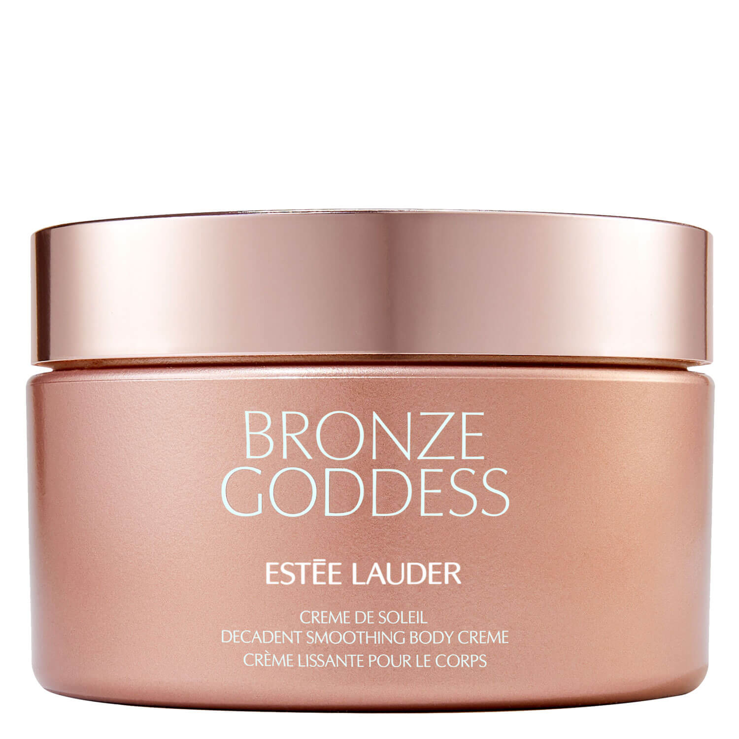 Bronze Goddess - Creme de Soleil Decadent Smoothing Body Creme