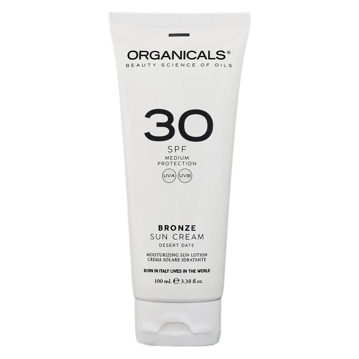 ORGANICALS - High Protection Bronze Sun Cream SPF 30
