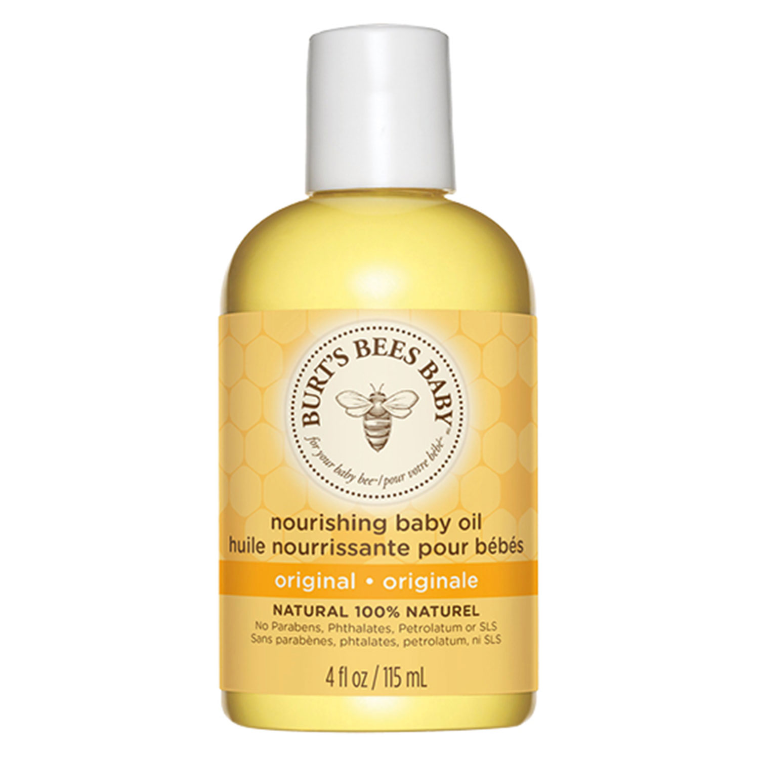 Baby Bee - Nourishing Baby Oil