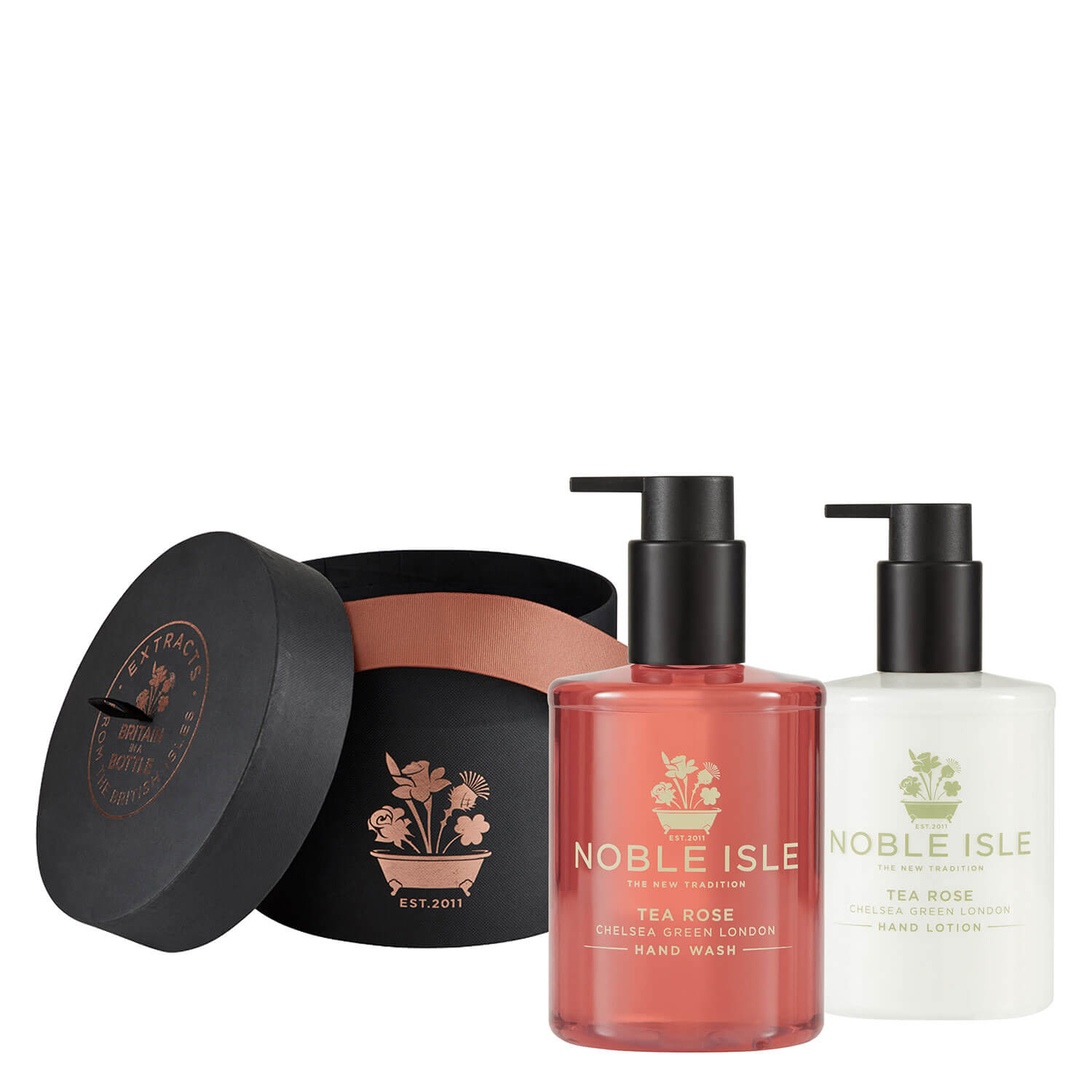 Noble Isle - Tea Rose Duo Gift Set