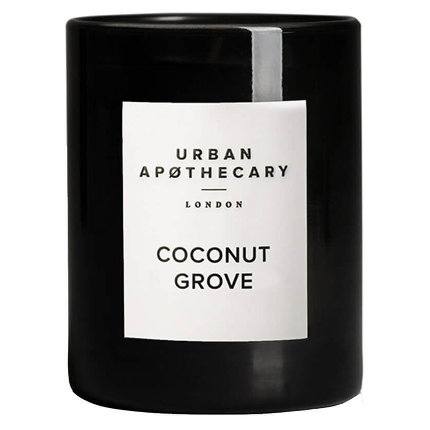 Urban Apothecary - Luxury Boxed Glass Candle Coconut Grove