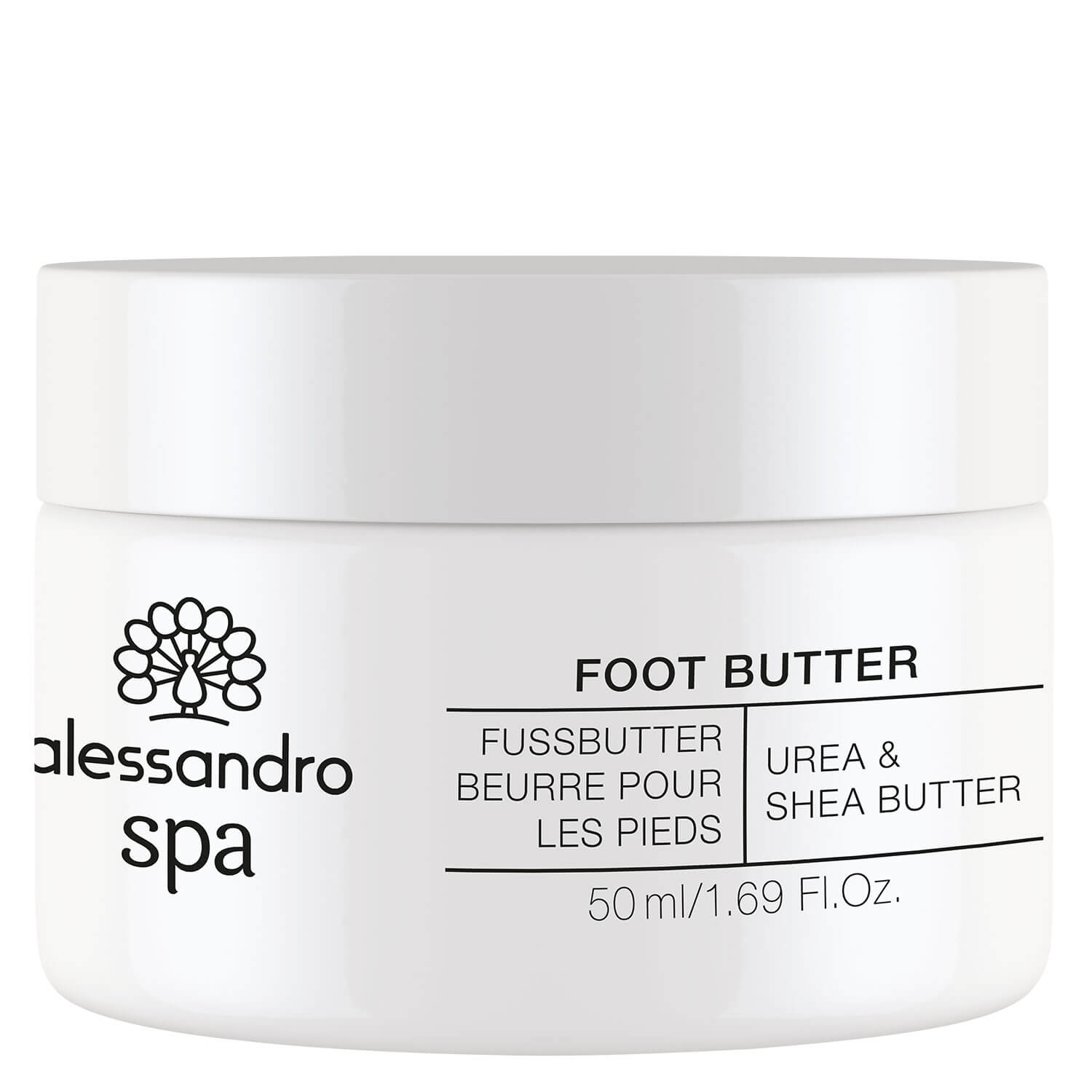 Alessandro Spa - Foot Butter