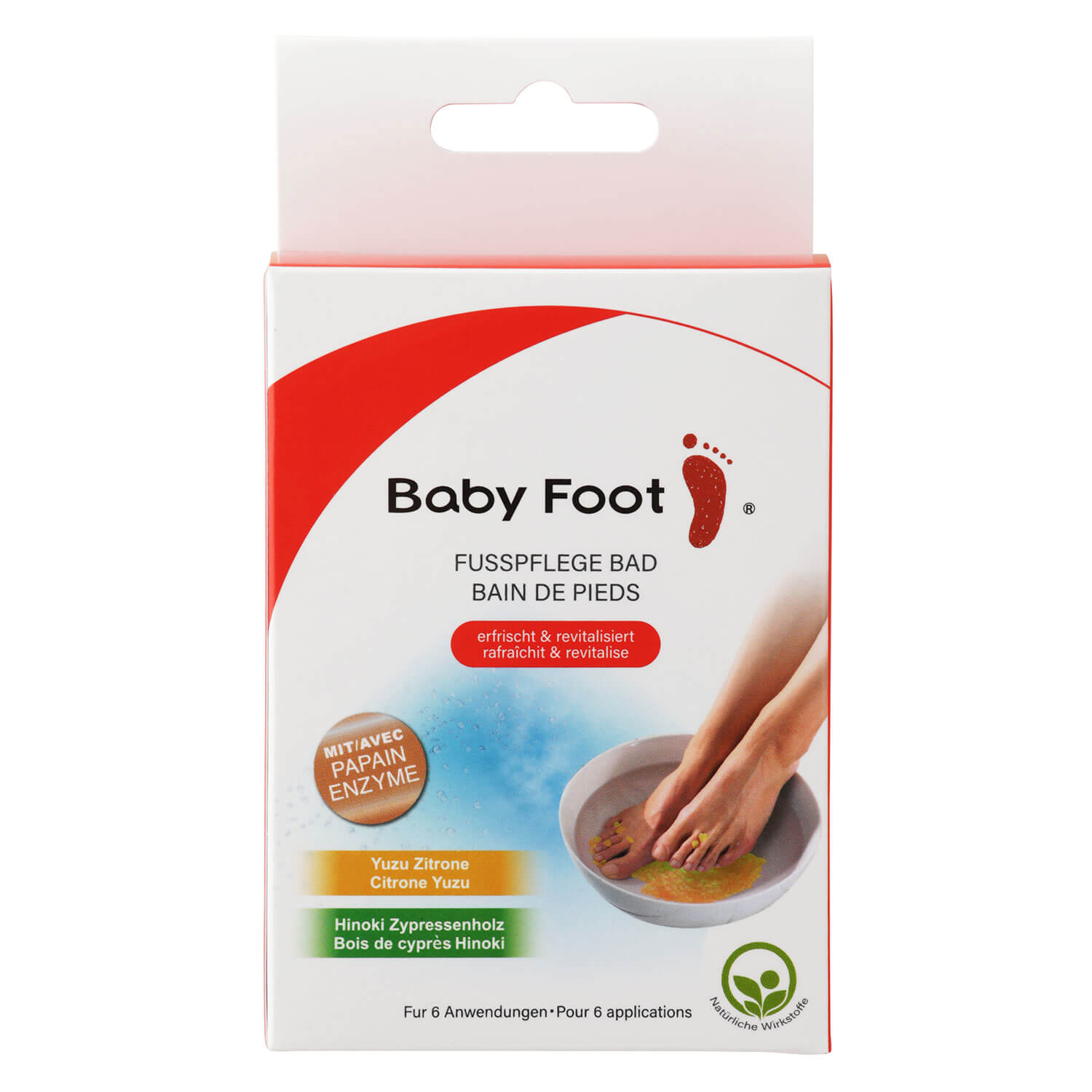 Baby Foot - Foot Smoothing Bath Spa