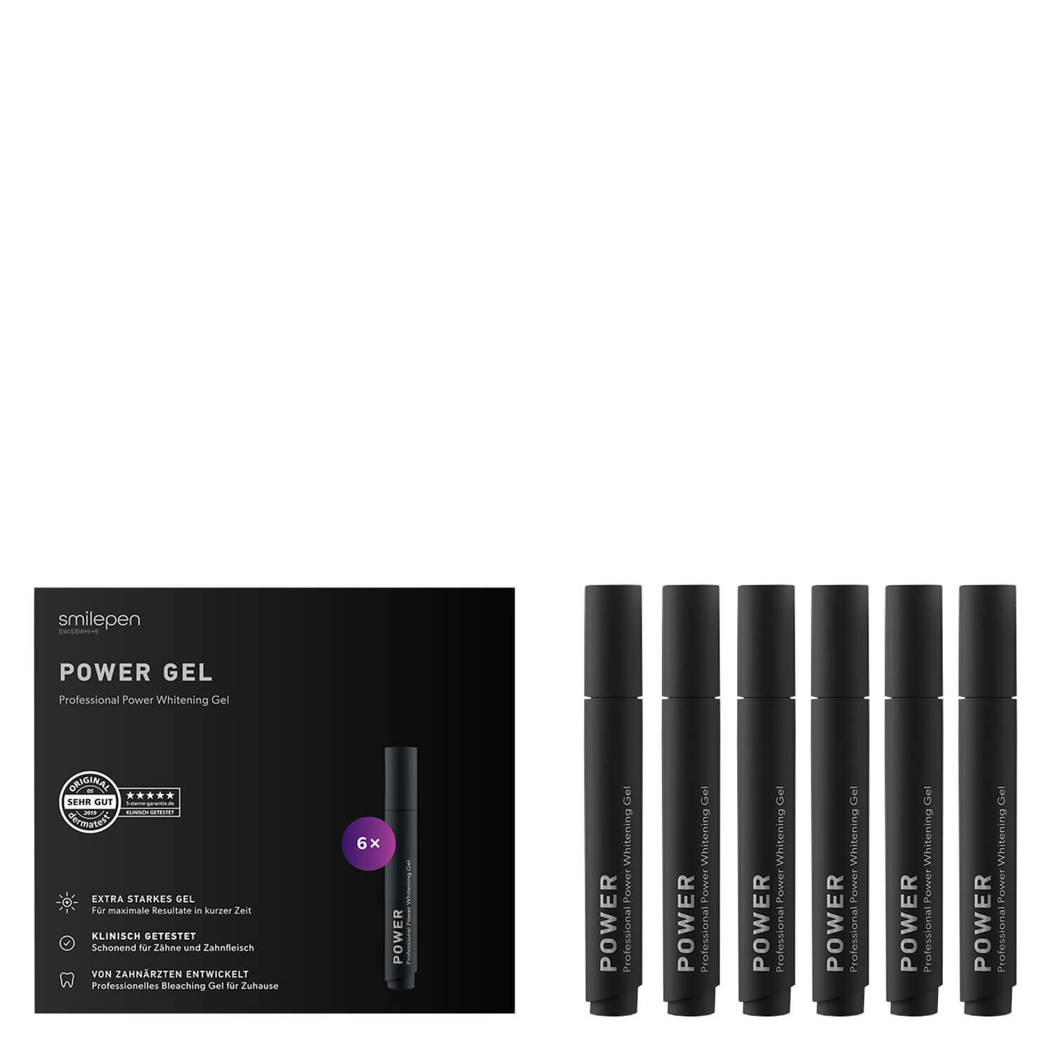 smilepen - Power Gel