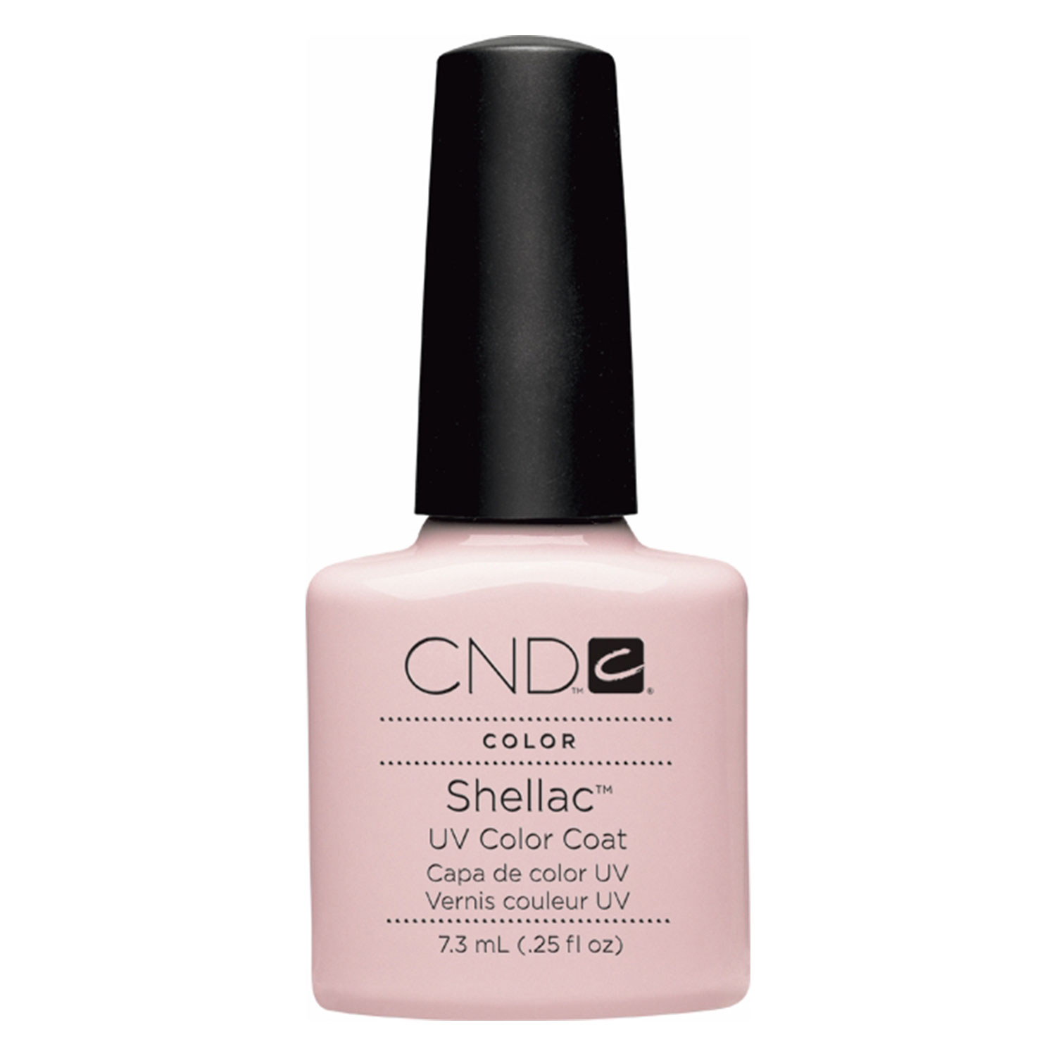 Shellac - Color Coat Clearly Pink