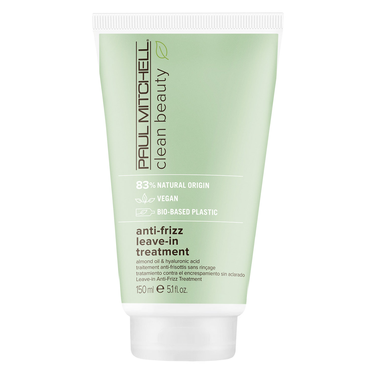 Paul Mitchell Clean Beauty - Anti-Frizz Leave-In Treatment