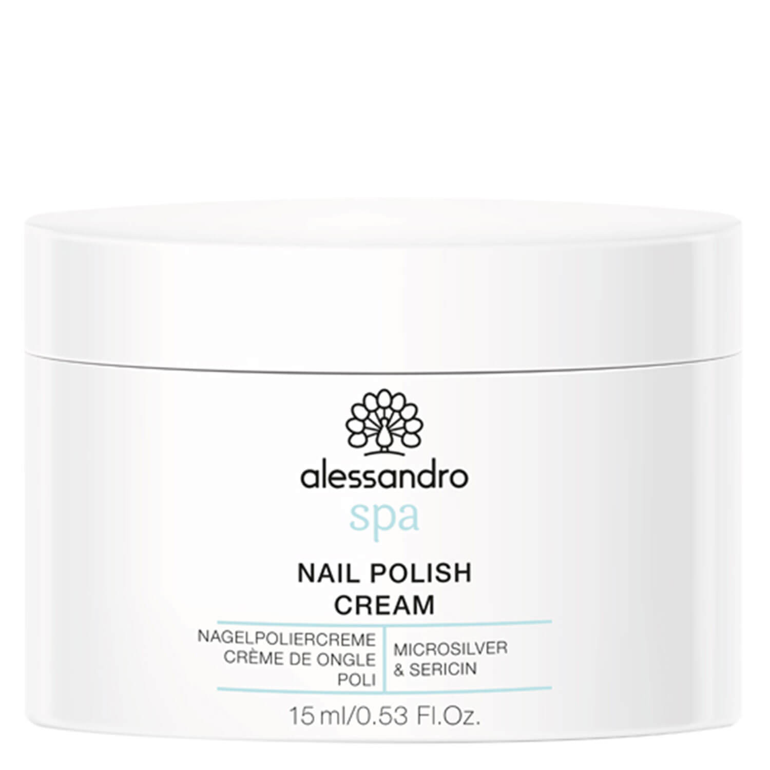 Alessandro Spa - Foot Nail Polish Cream