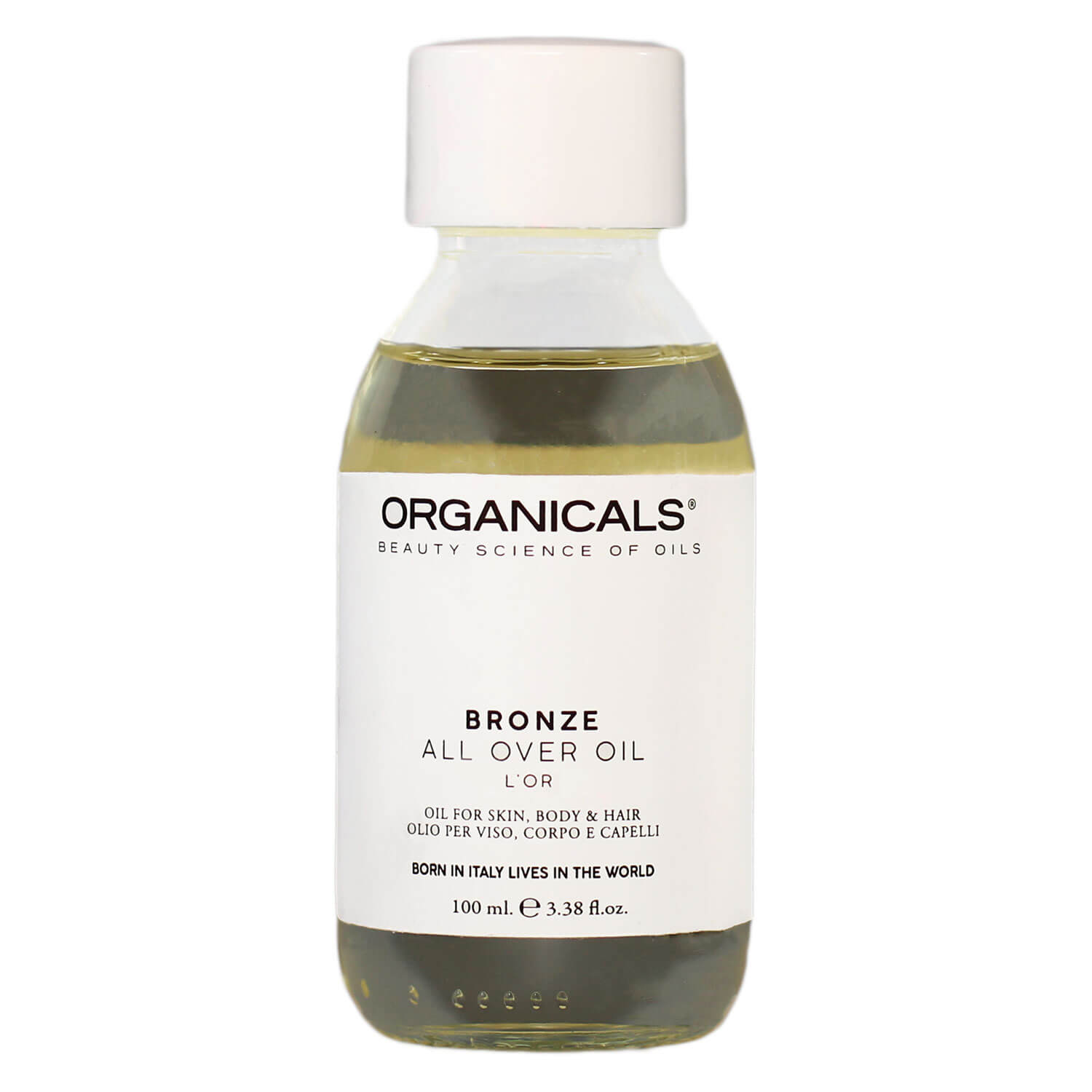 ORGANICALS - Bronze All Over Oil L'Or