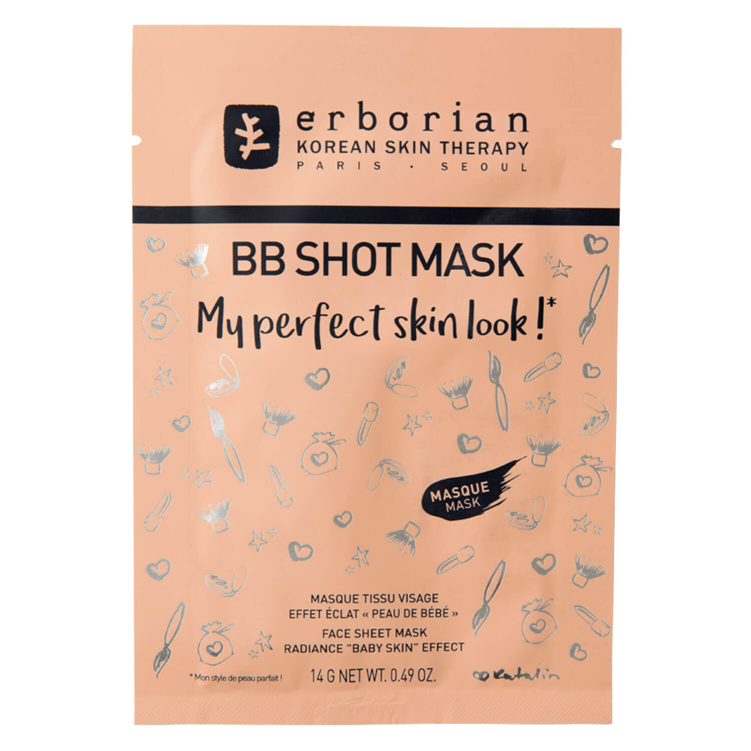erborian BB - Shot Mask