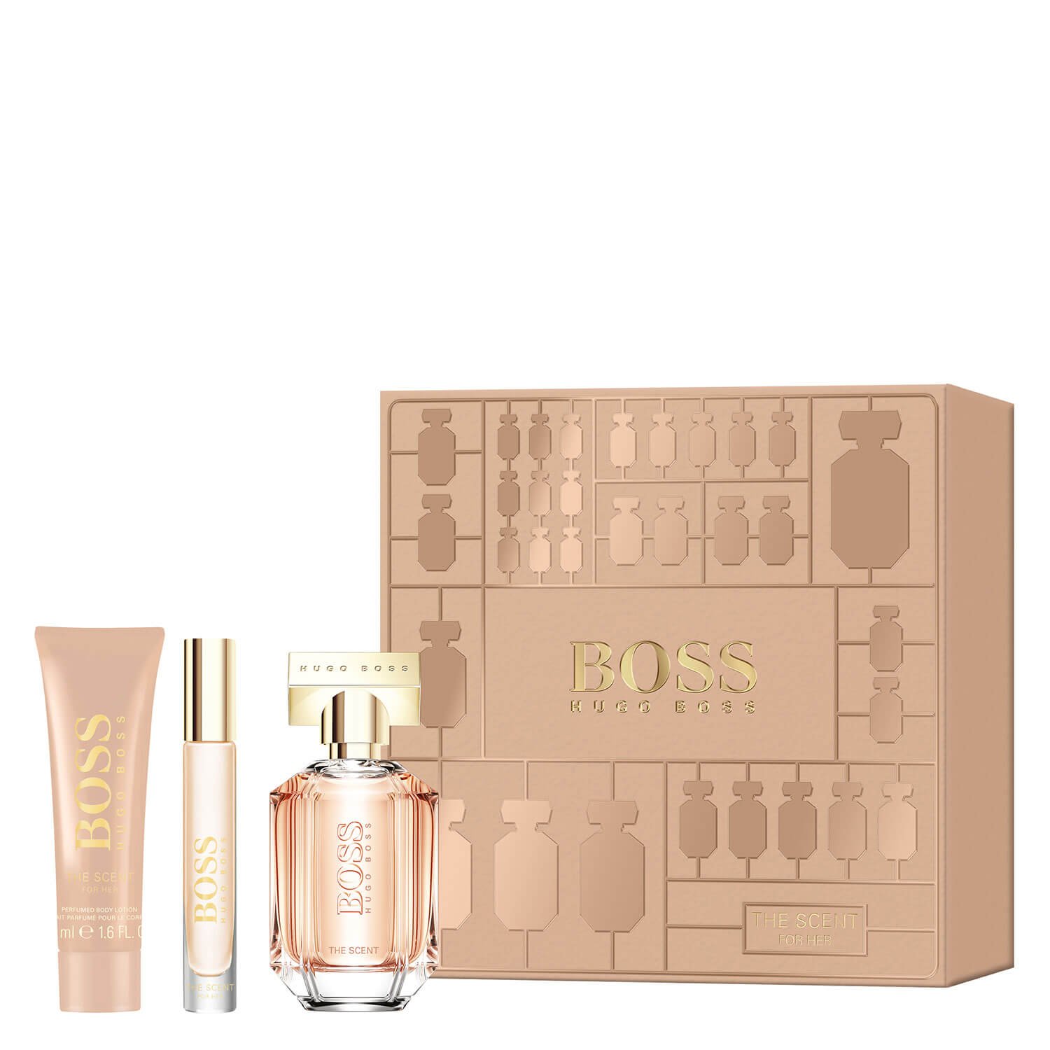 Boss The Scent - Eau de Parfum for Her Set