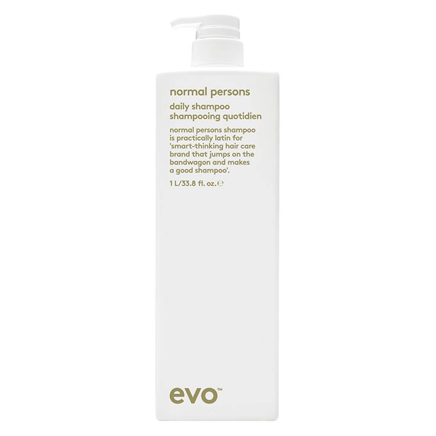 evo style - normal persons daily shampoo