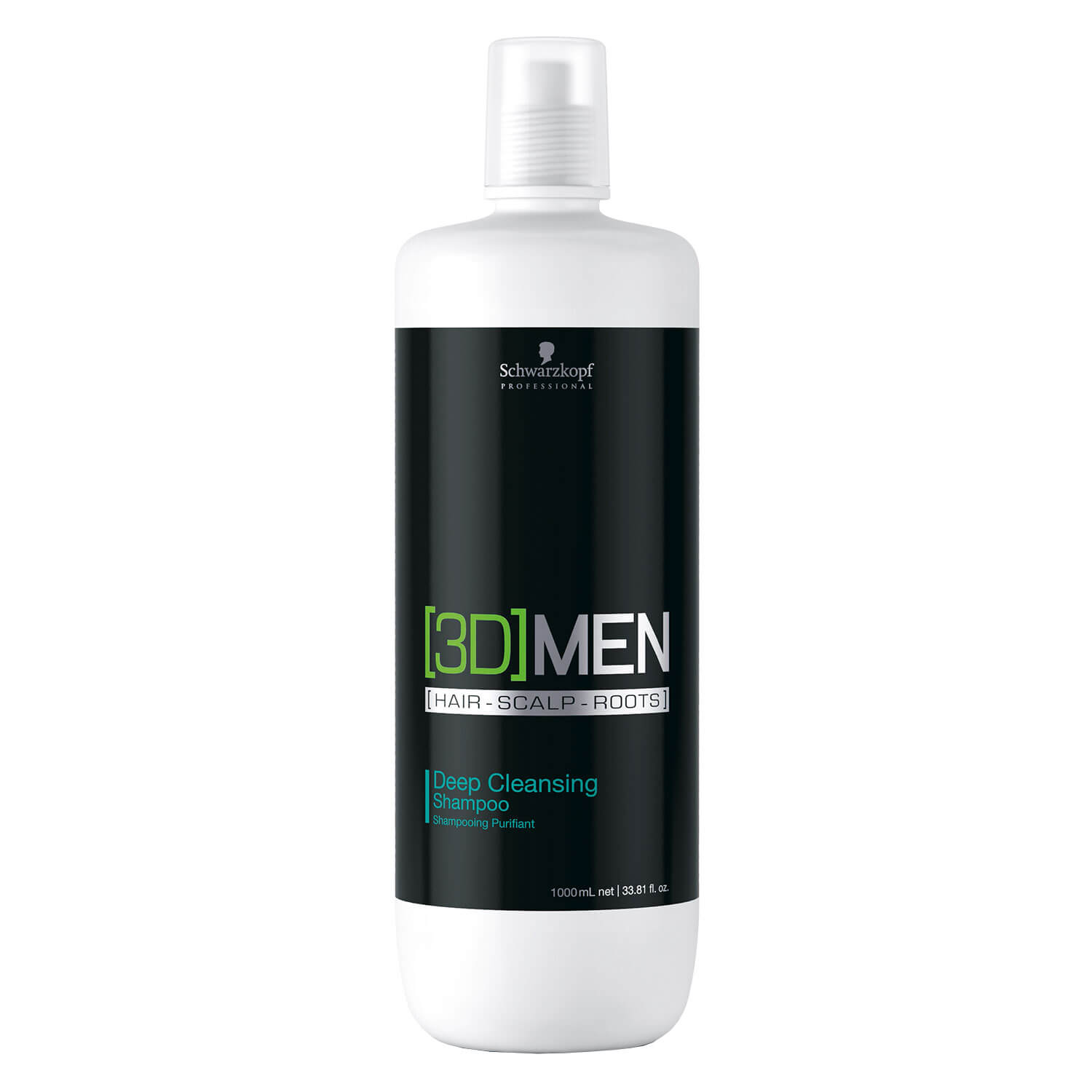 [3D]MEN - Deep Cleansing Shampoo