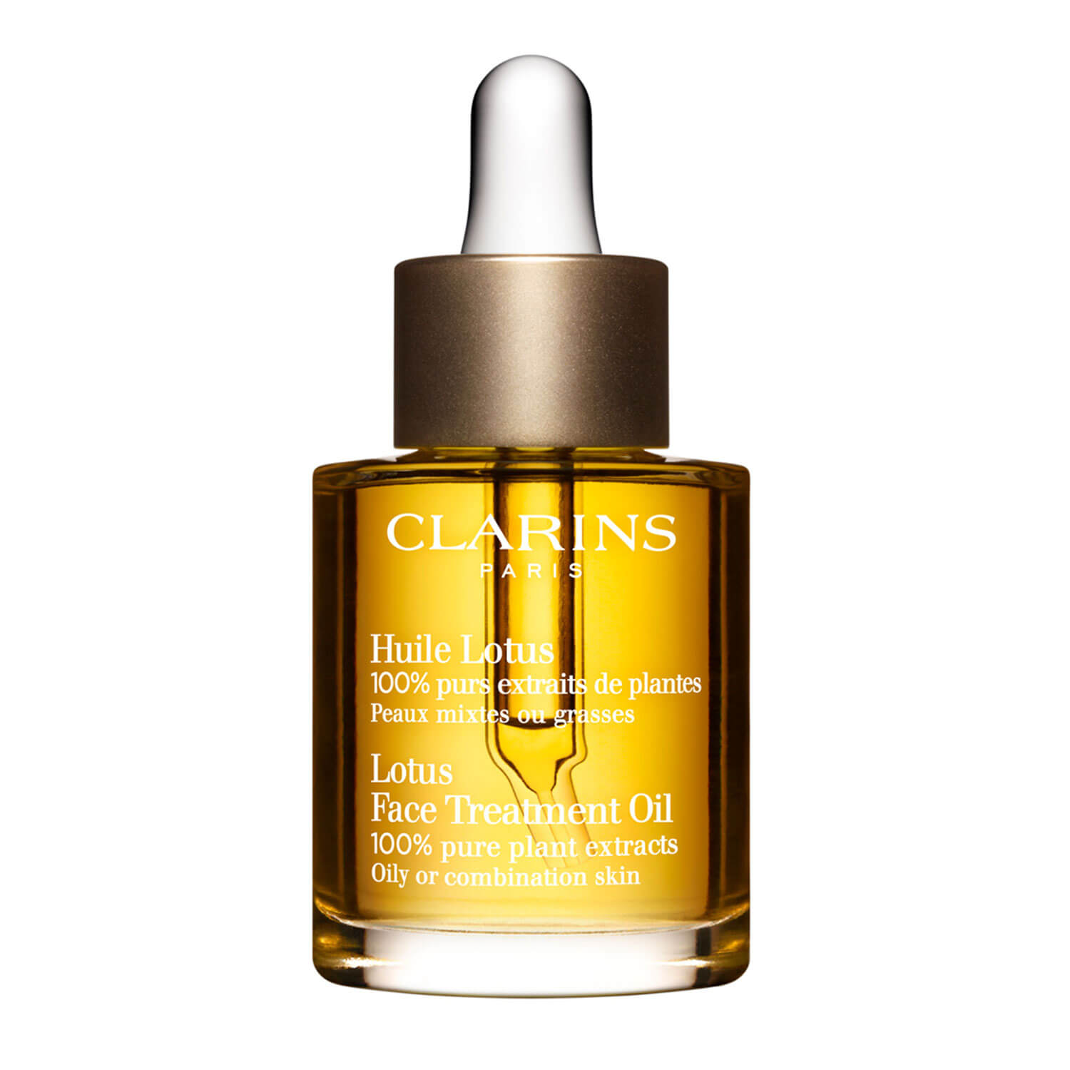 Clarins Skin - Lotus Face Treatment Oil