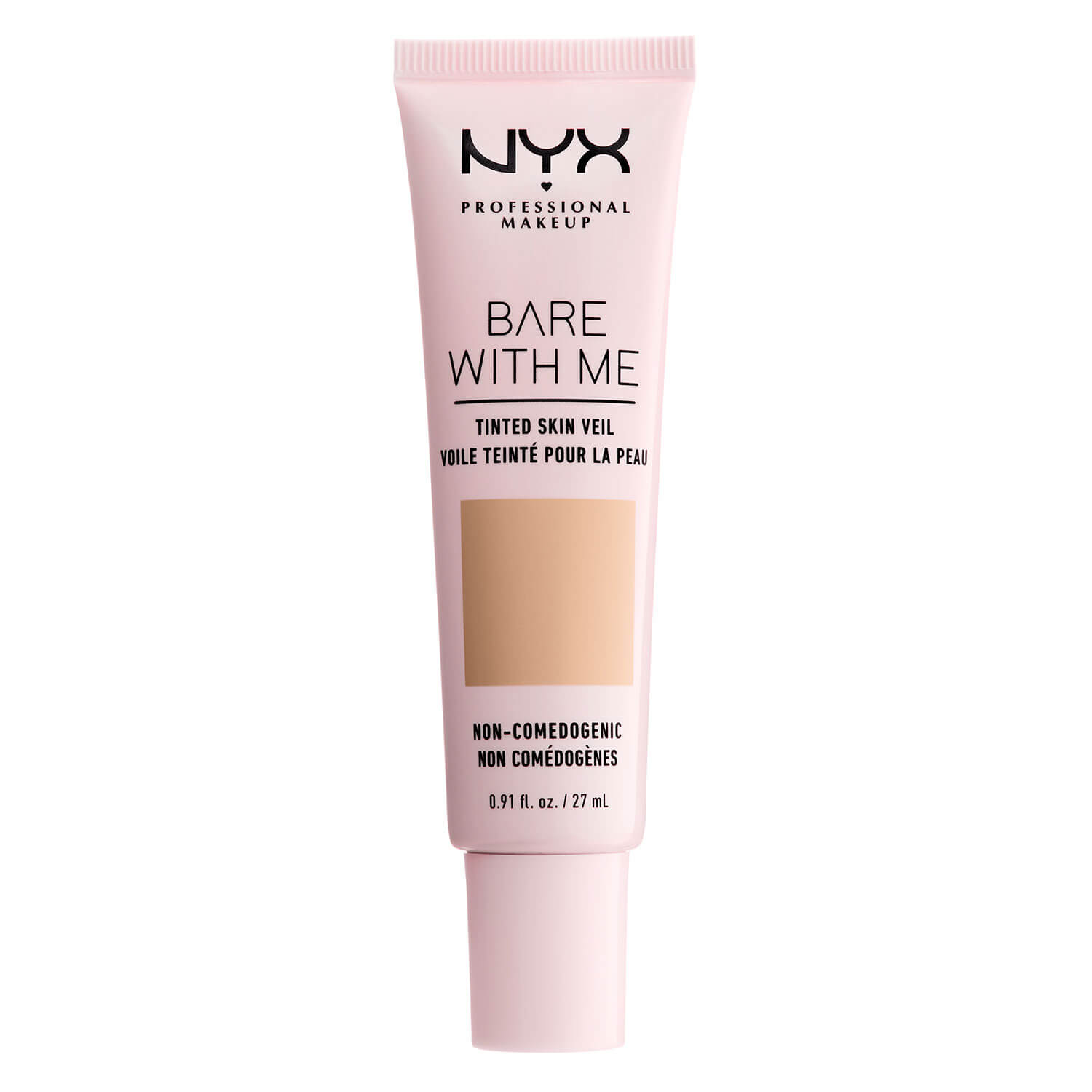 Bare with me - Tinted Skin Veil Natural Soft Beige